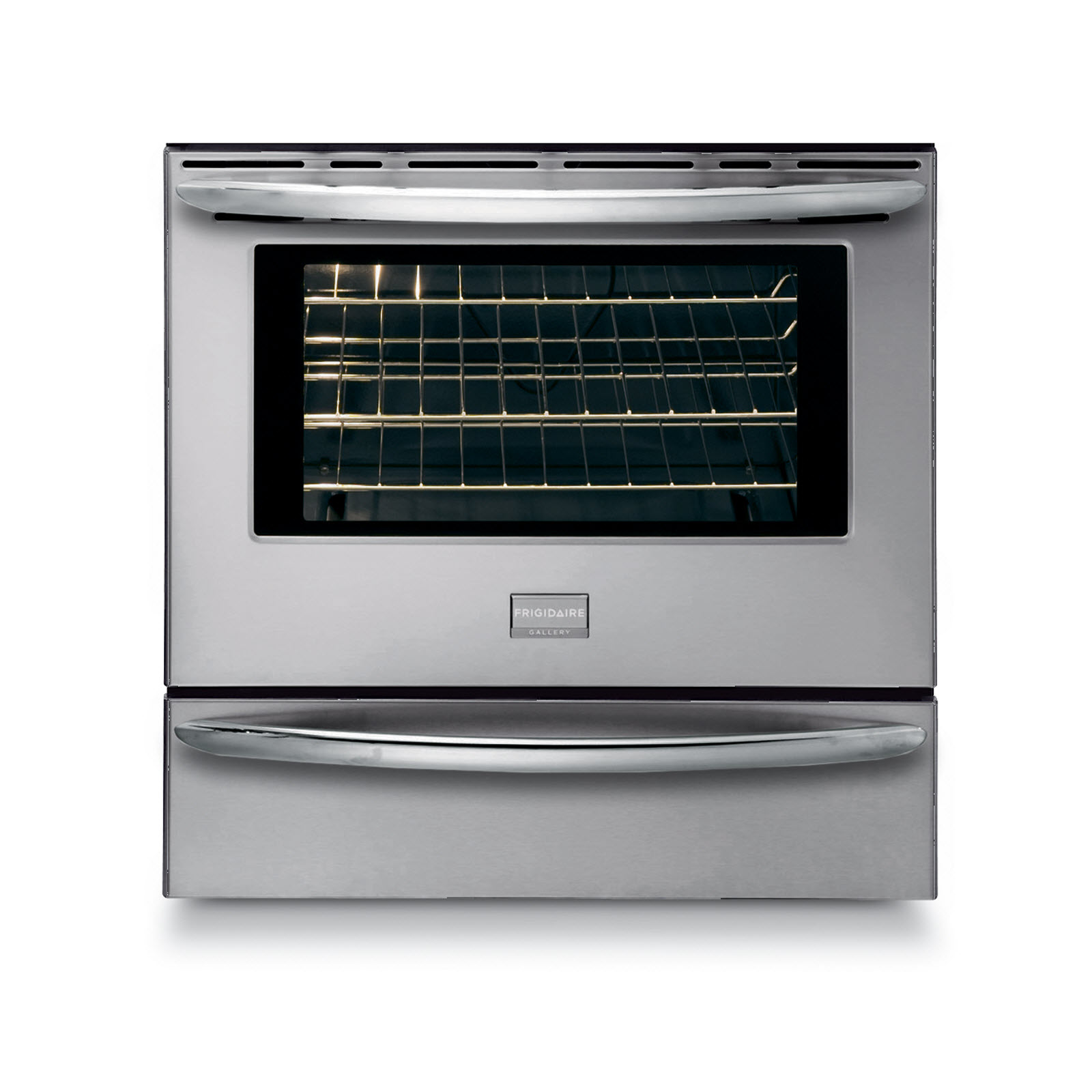 Frigidaire Gallery 5.0 cu. ft. Freestanding Gas Range - Stainless Steel