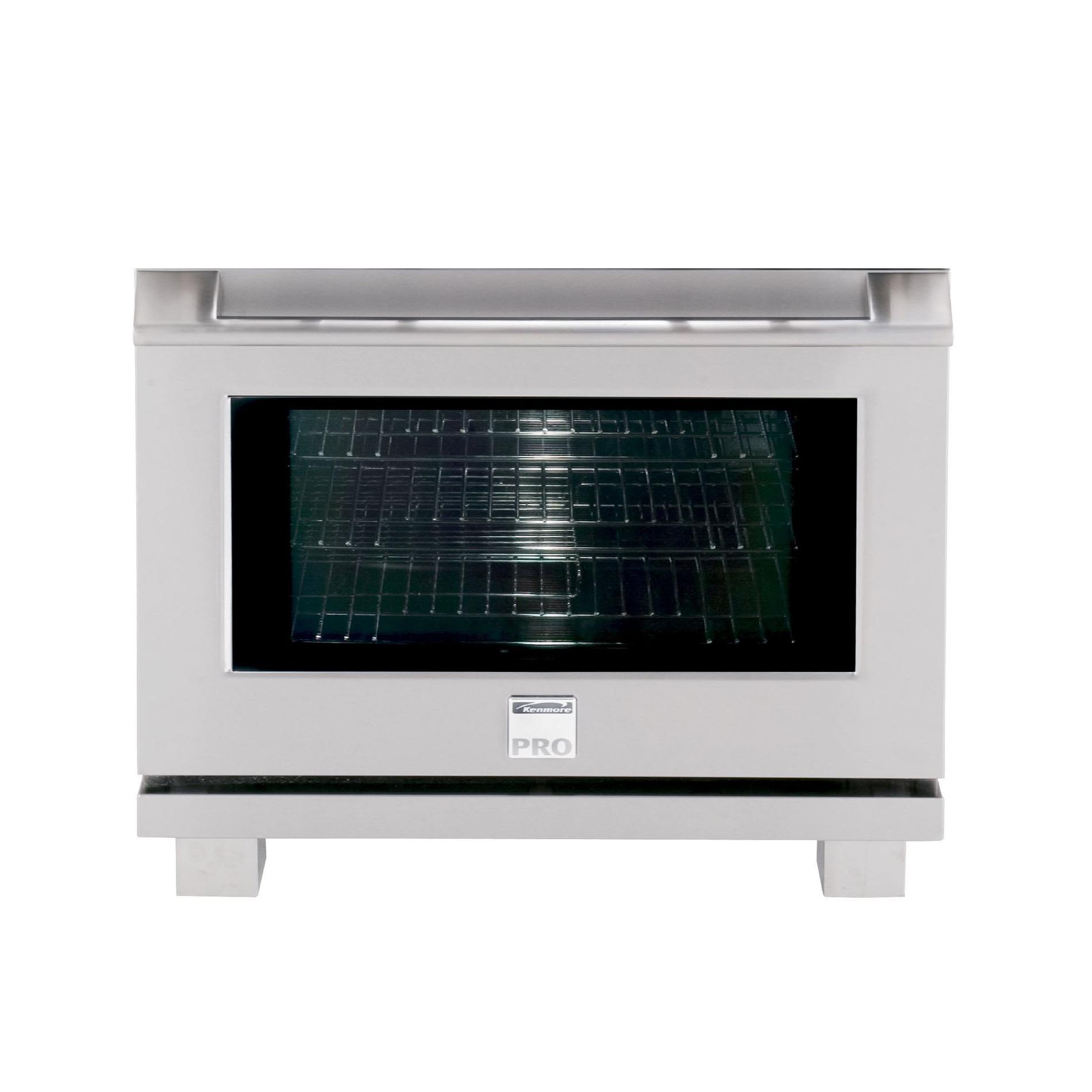 "Kenmore Pro 79523 30"" Dual Fuel Range"