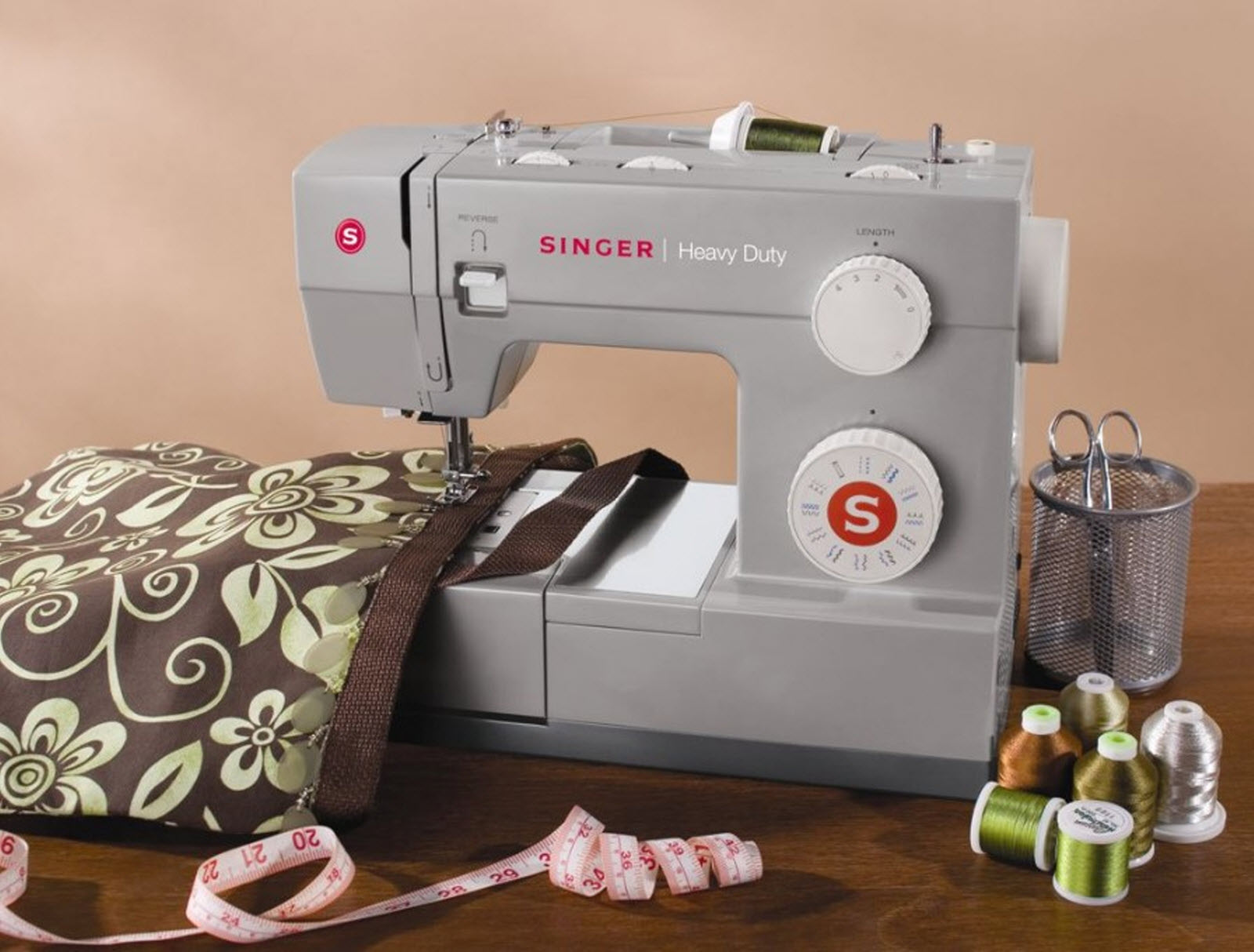 Singer 4423.CL Heavy-Duty Sewing Machine