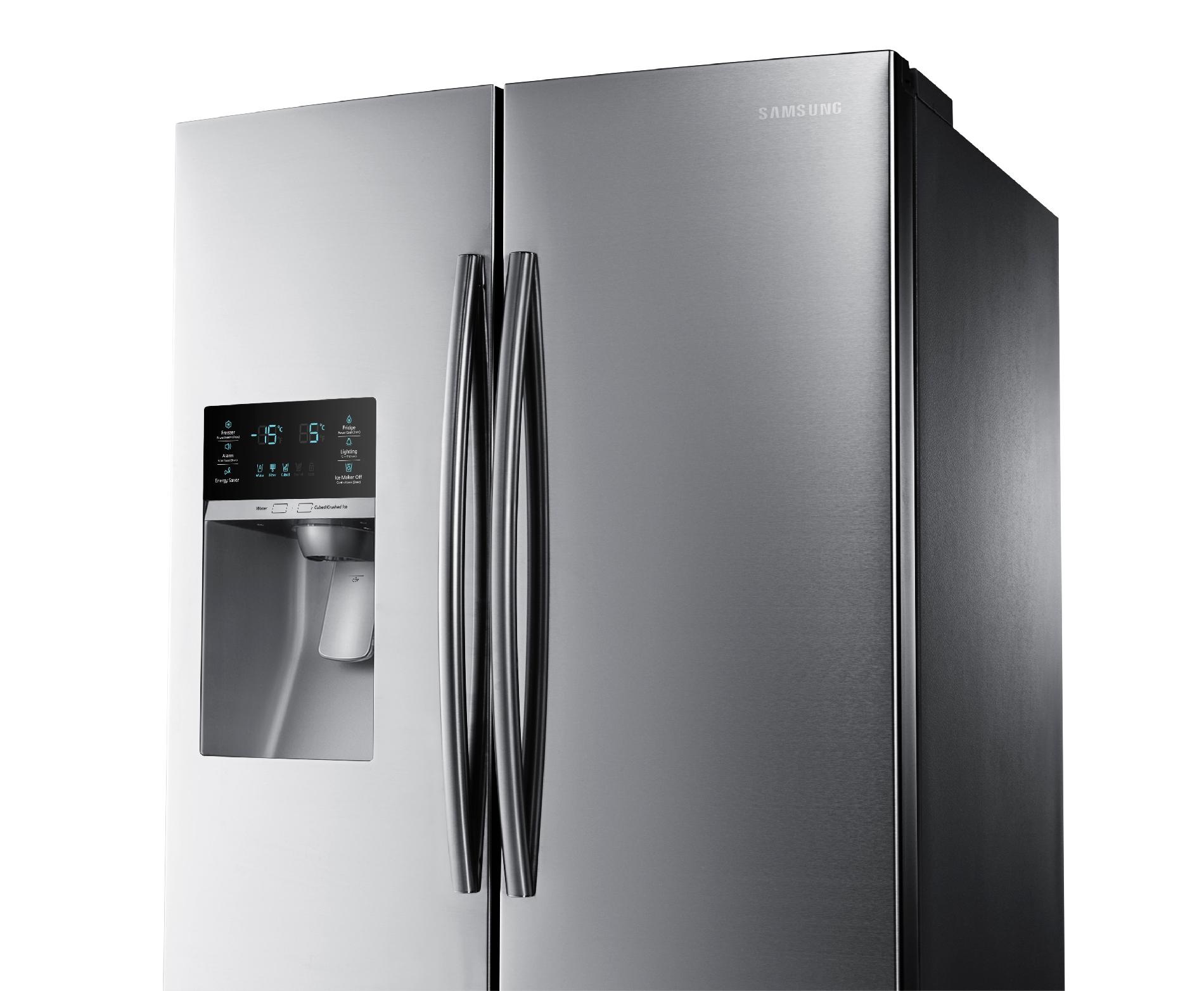 Samsung RF28HFEDBSR 28 cu. ft. French Door Refrigerator-Stainless Steel