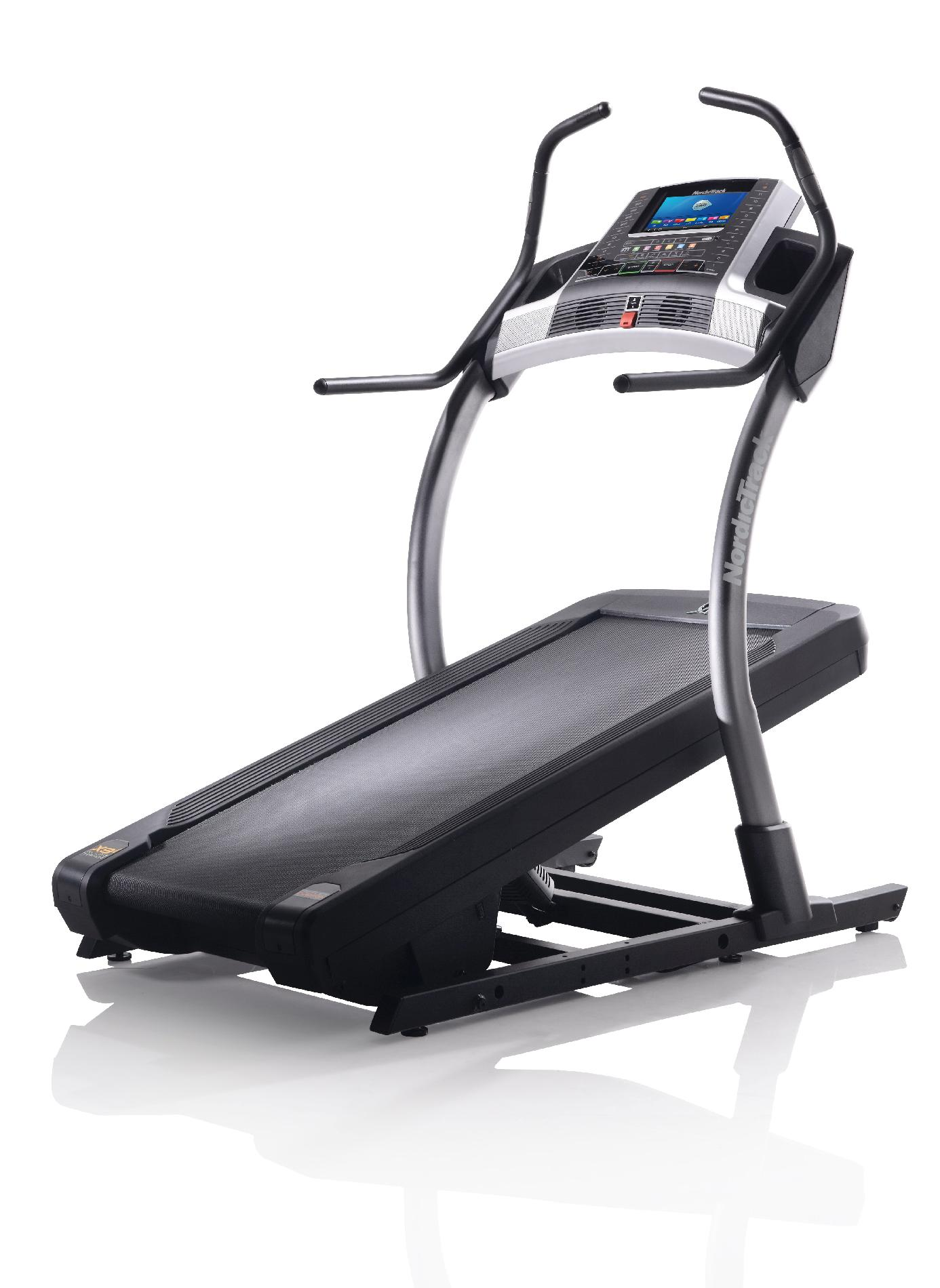NordicTrack X9I Incline Trainer Treadmill- 2013 Model