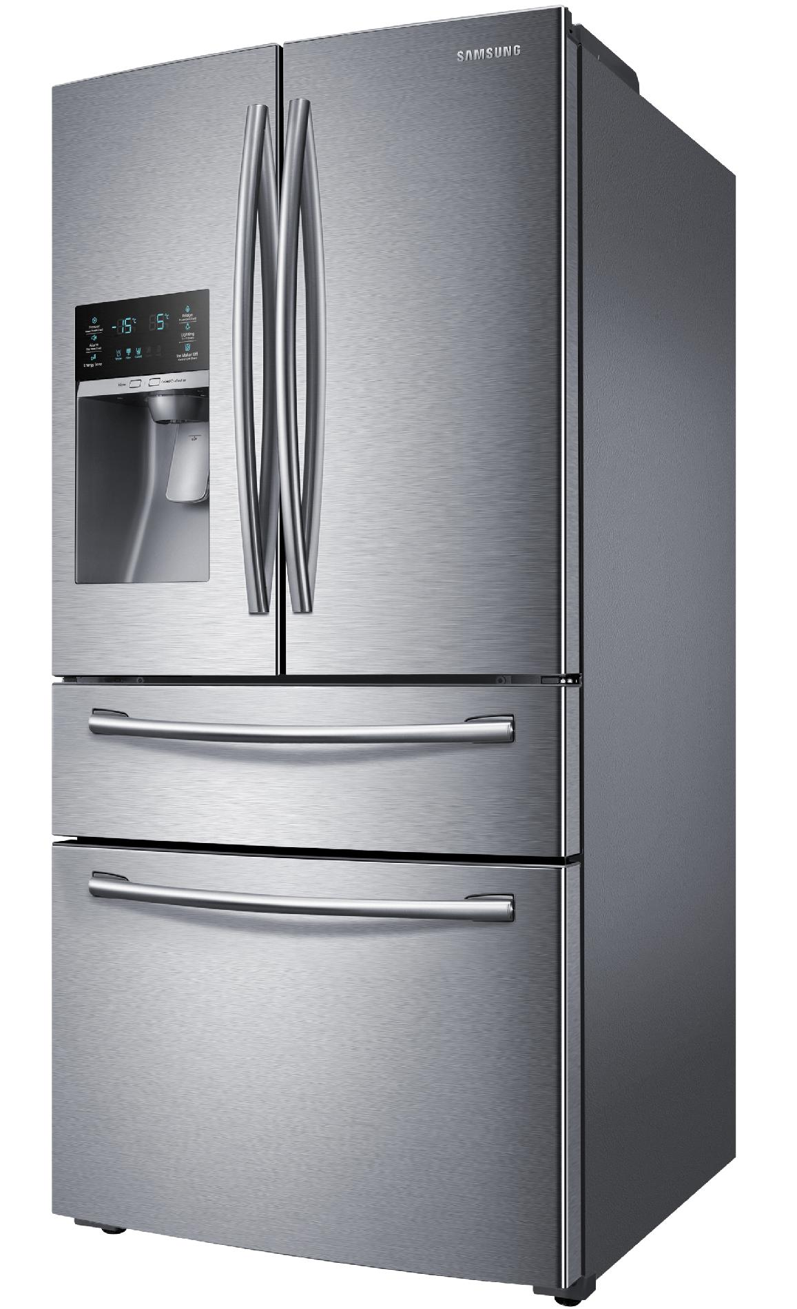 Samsung 28 cu. ft. 4-Door French Door Refrigerator - Stainless Steel