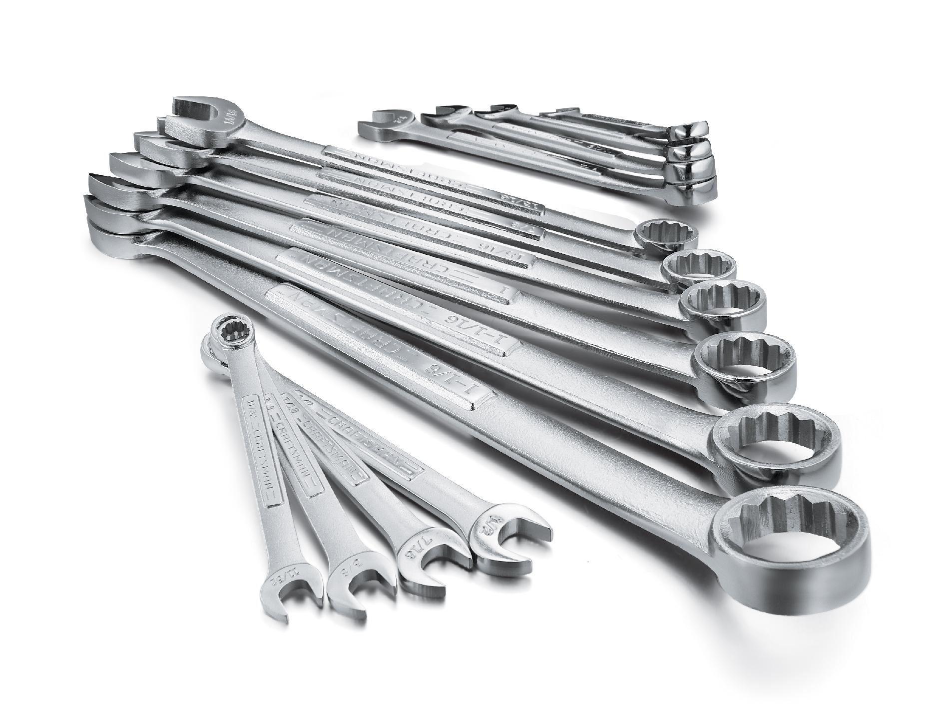 Craftsman 14 pc. Standard 12 pt. Combination Wrench Set
