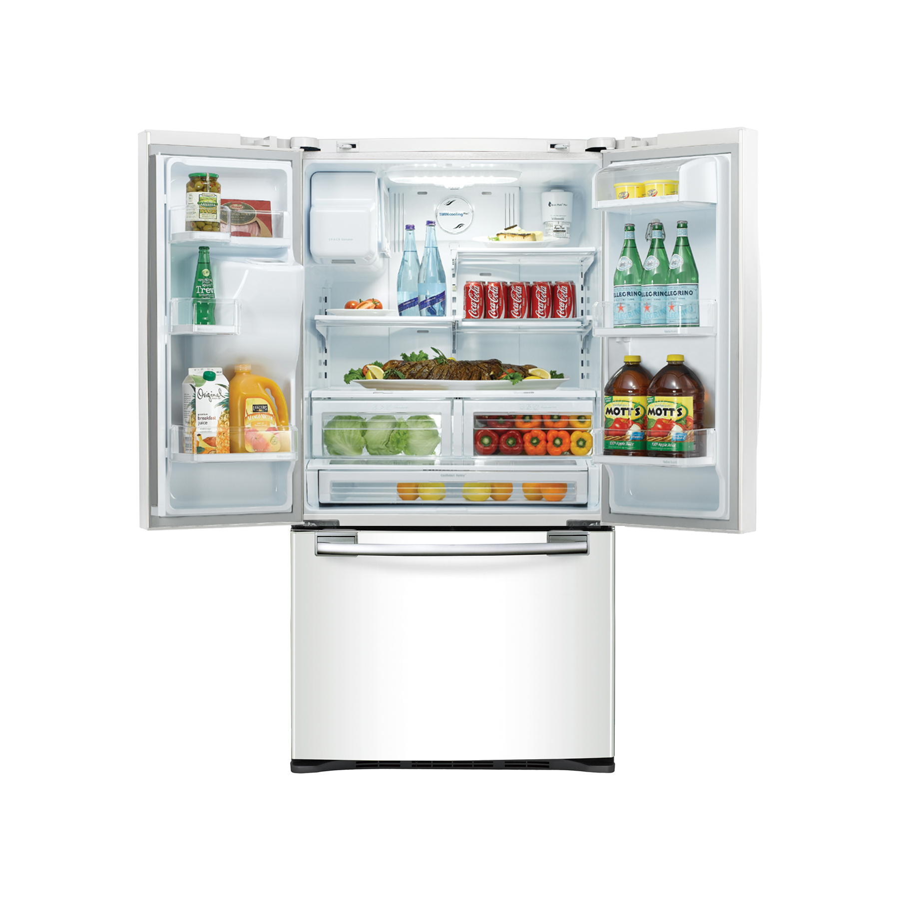 Samsung 29 cu. ft. Bottom-Freezer Refrigerator