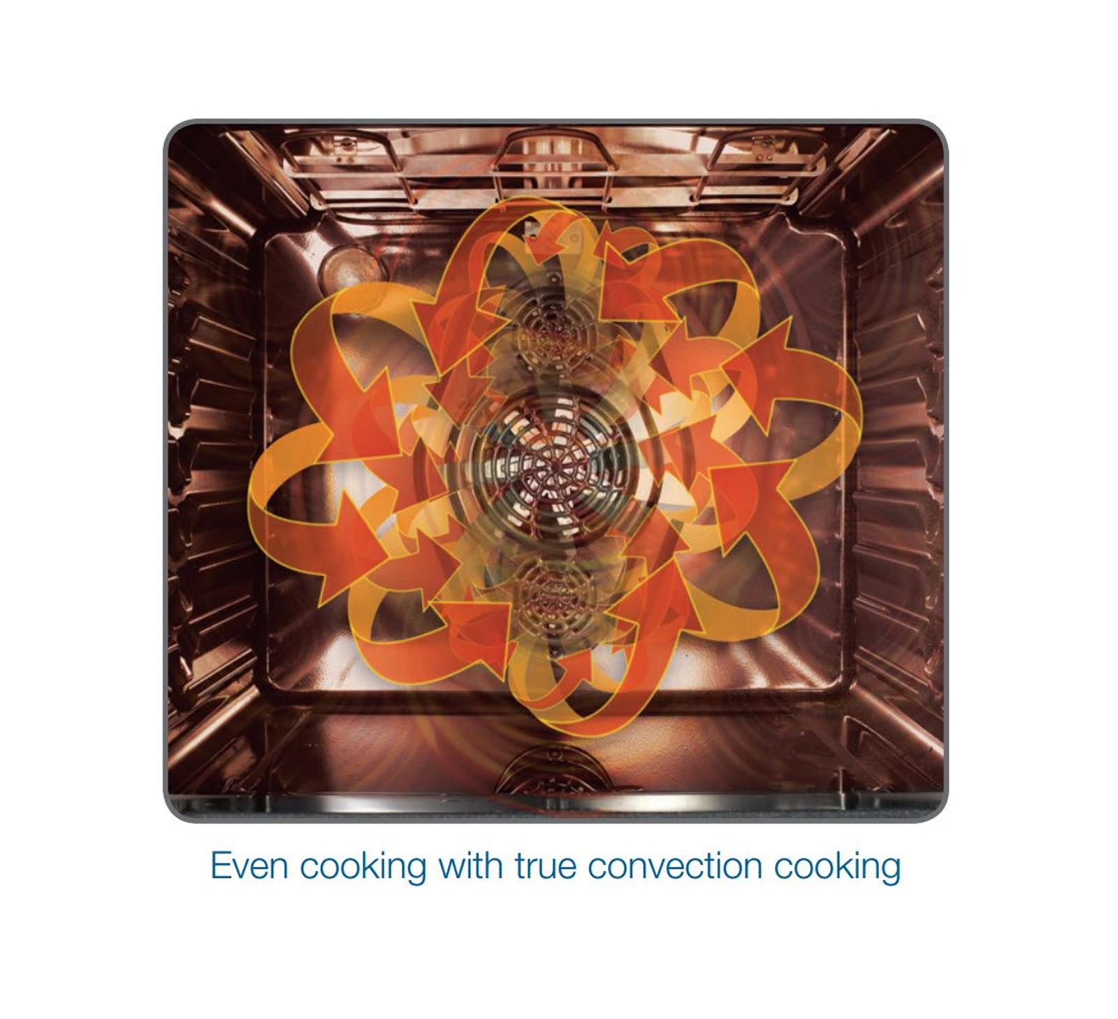 Samsung 5.8 cu. ft. Freestanding Gas Range - Stainless Steel