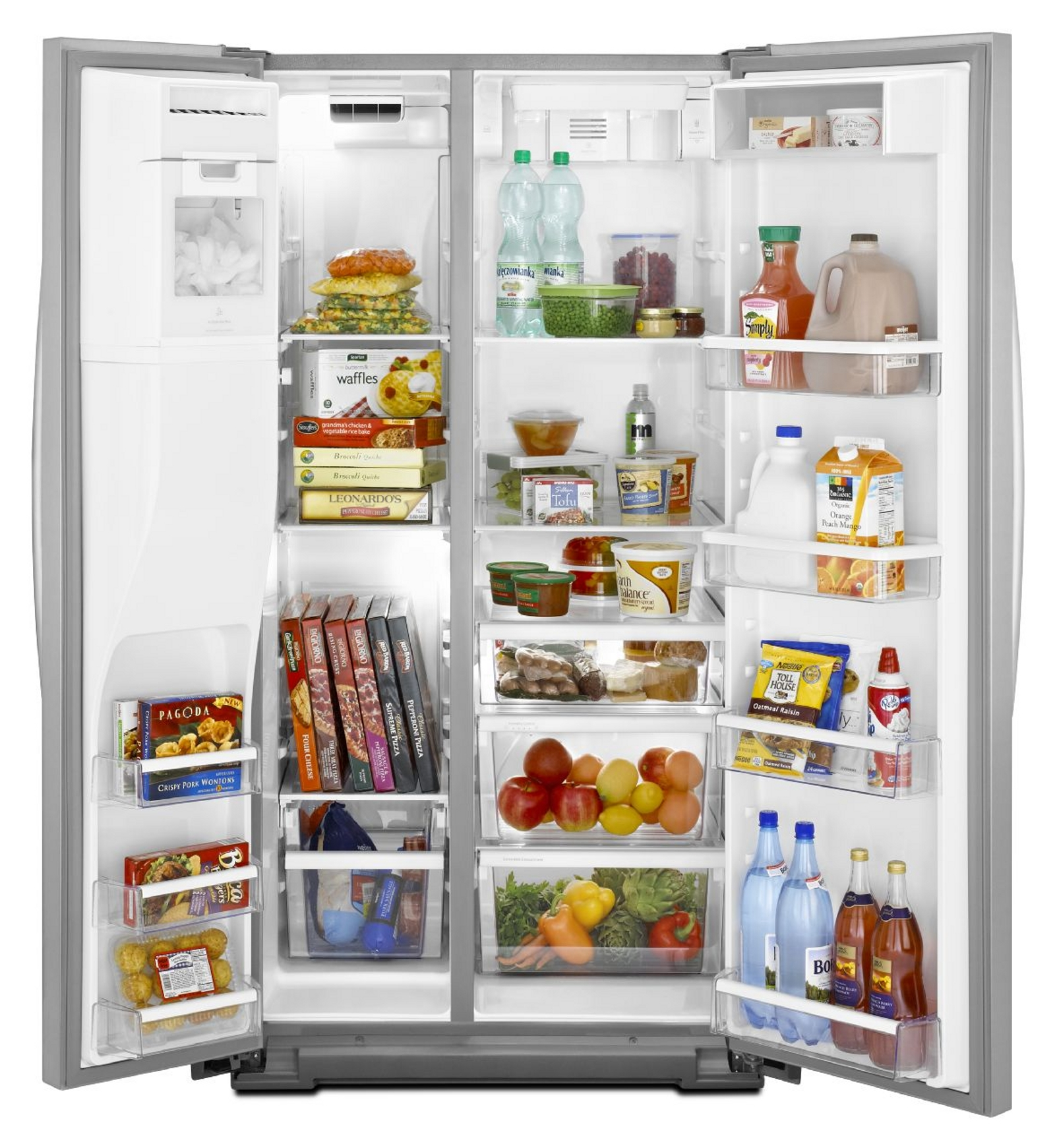 Whirlpool 26.3 cu. ft. Side-by-Side Refrigerator