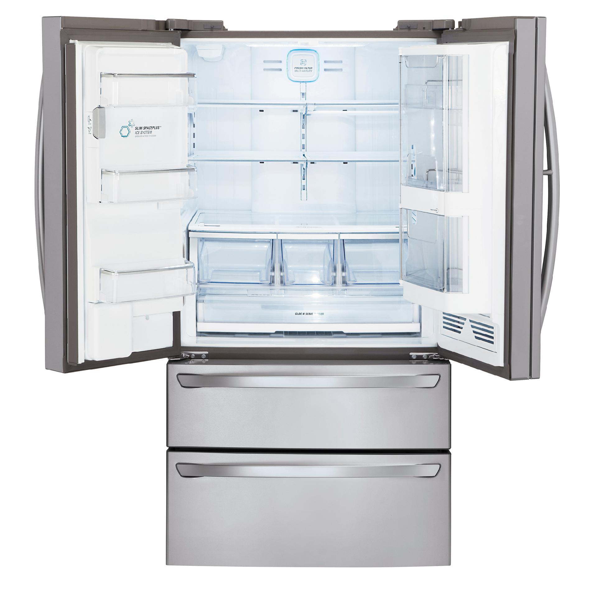 LG 30 cu.ft. 4-Door French Door Refrigerator w/ Door-in-Door