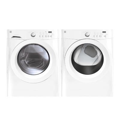3.9 cu. ft. Front-Load Washer & 7.0 cu. ft. Electric Dryer Bundle