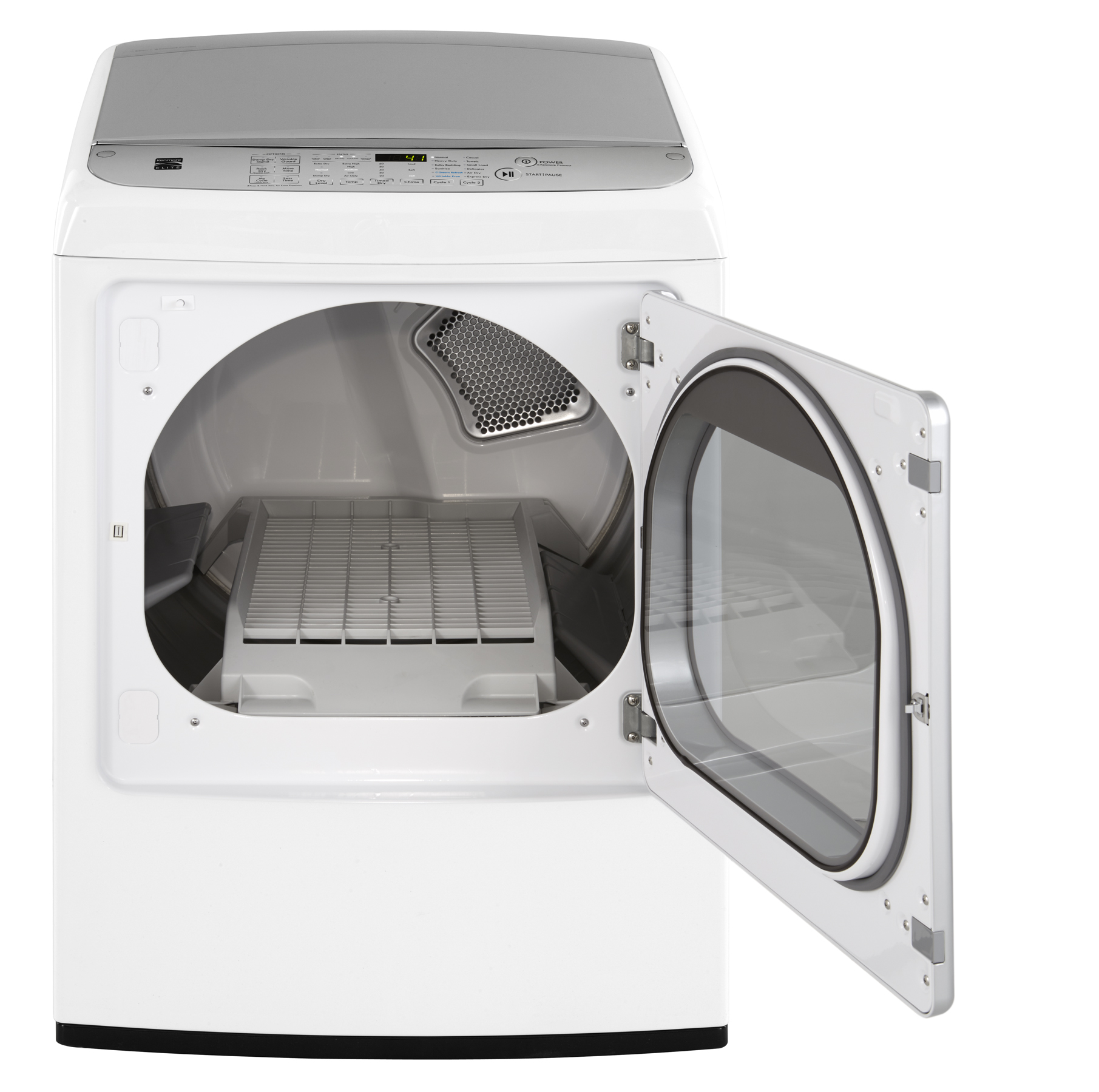 Kenmore Elite 7.3 cu. ft. Electric Dryer - White