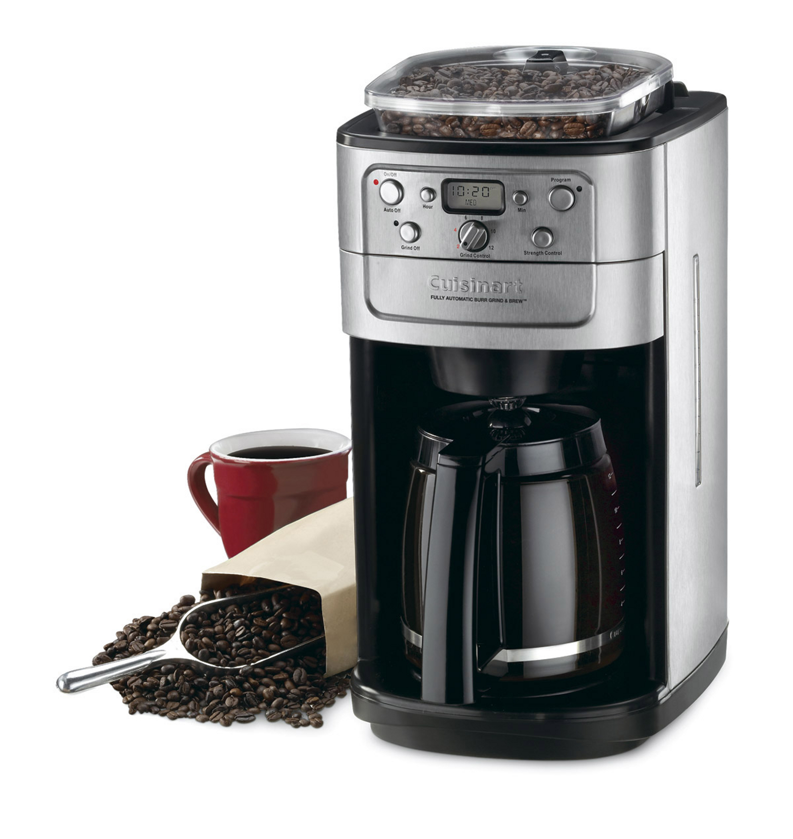 Cuisinart DGB-700BC Grind & Brew 12-Cup Automatic Coffeemaker
