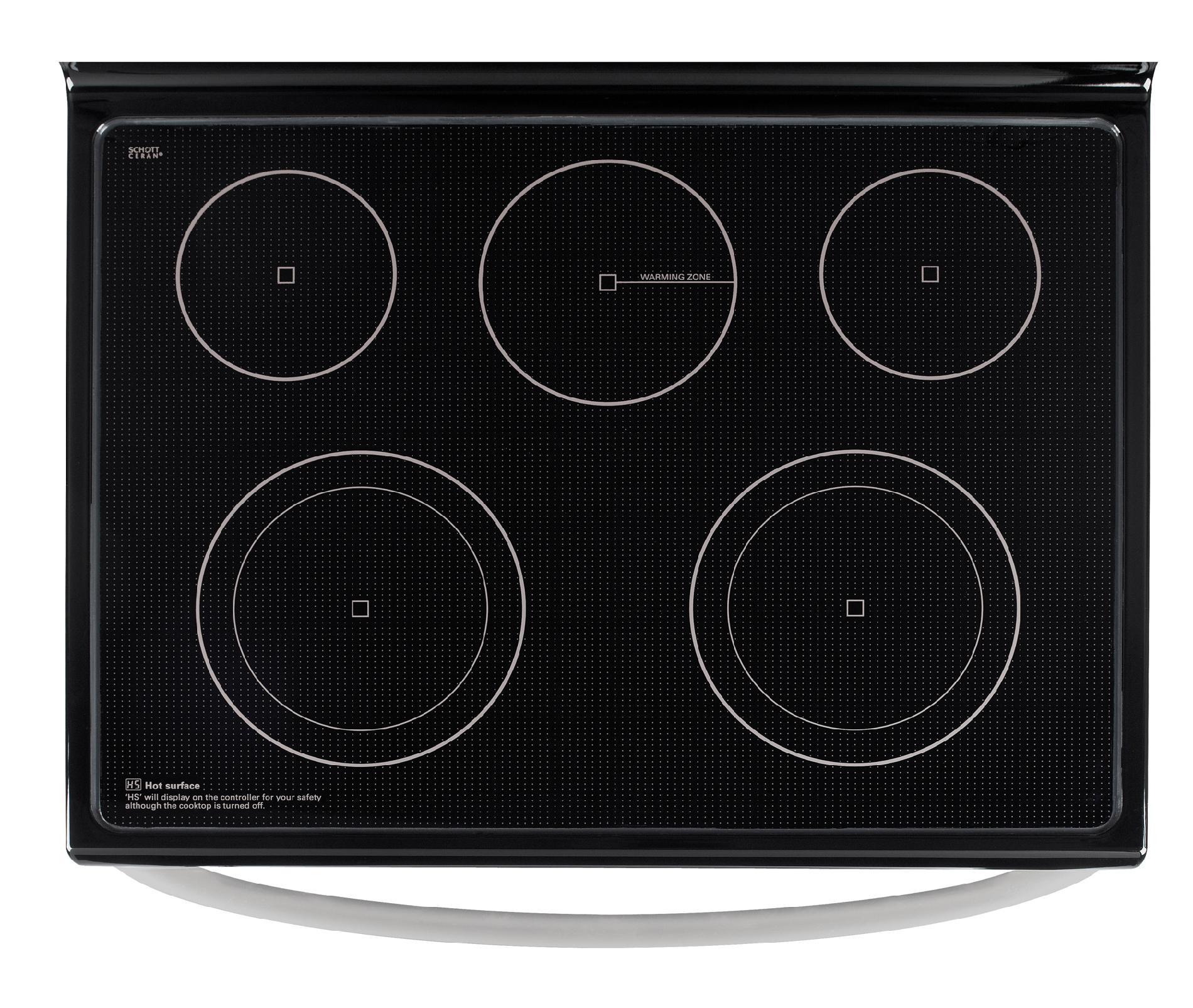 LG LRE3085ST 6.3 cu. ft. Electric Range - Stainless Steel