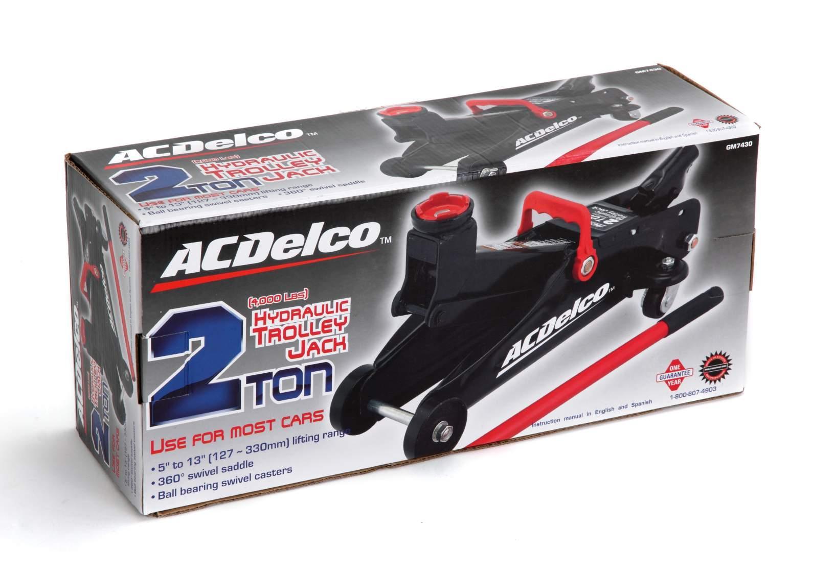 AC Delco 2 Ton Trolley Jack