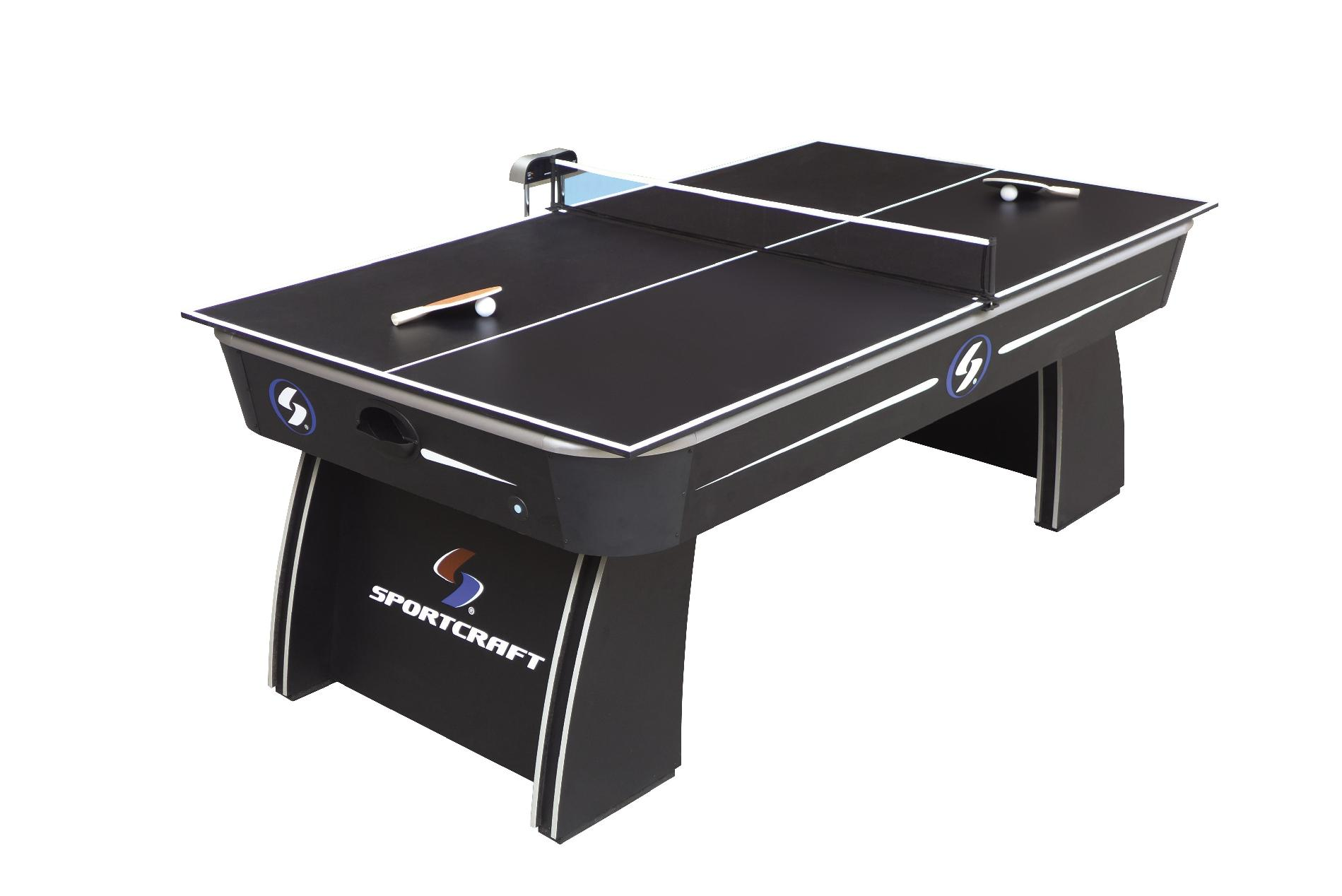 Sportcraft 7 Ft. Classic Electronic Air Hockey Table
