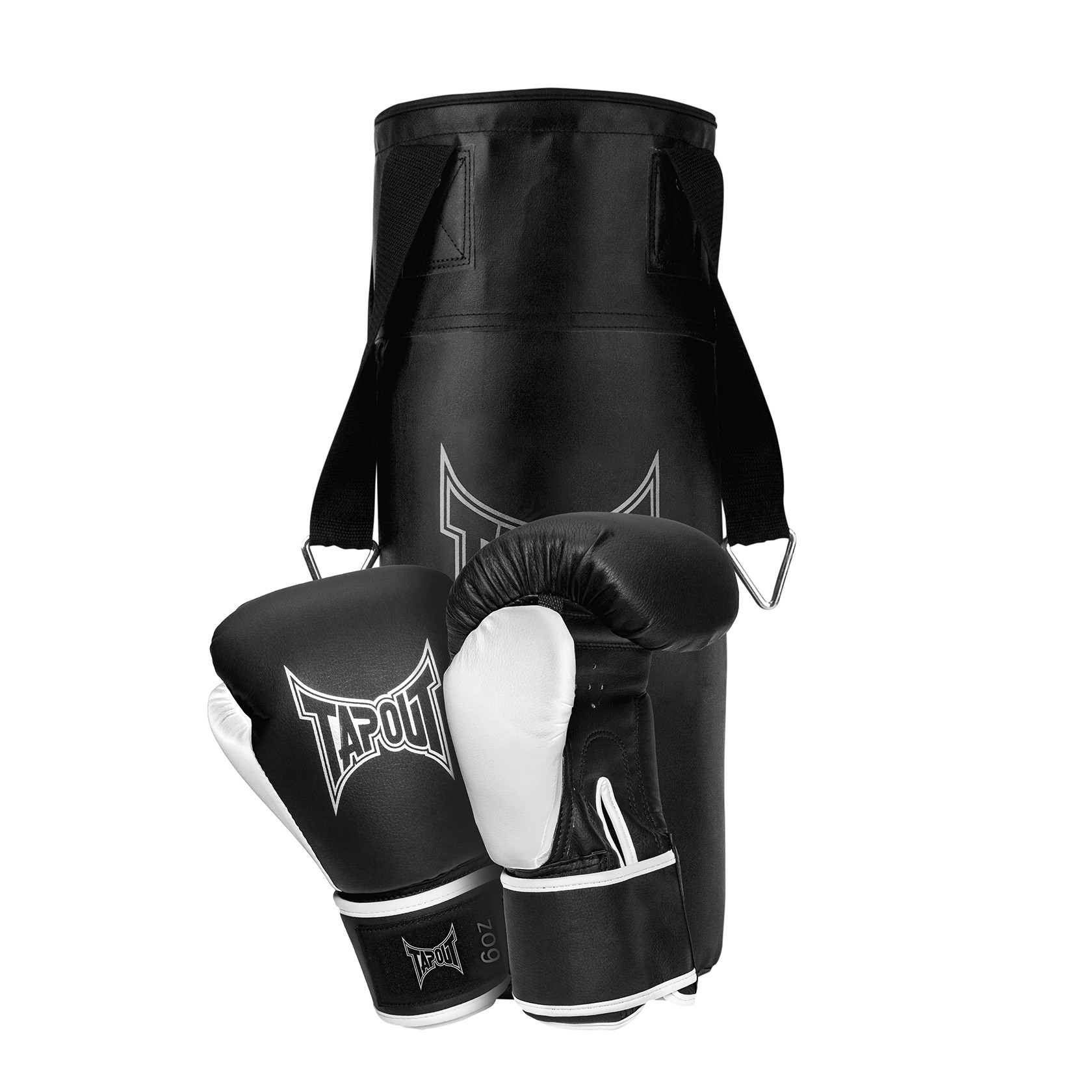 TapouT Youth Kickboxing Bag and Gloves Combo Kit 3013Y