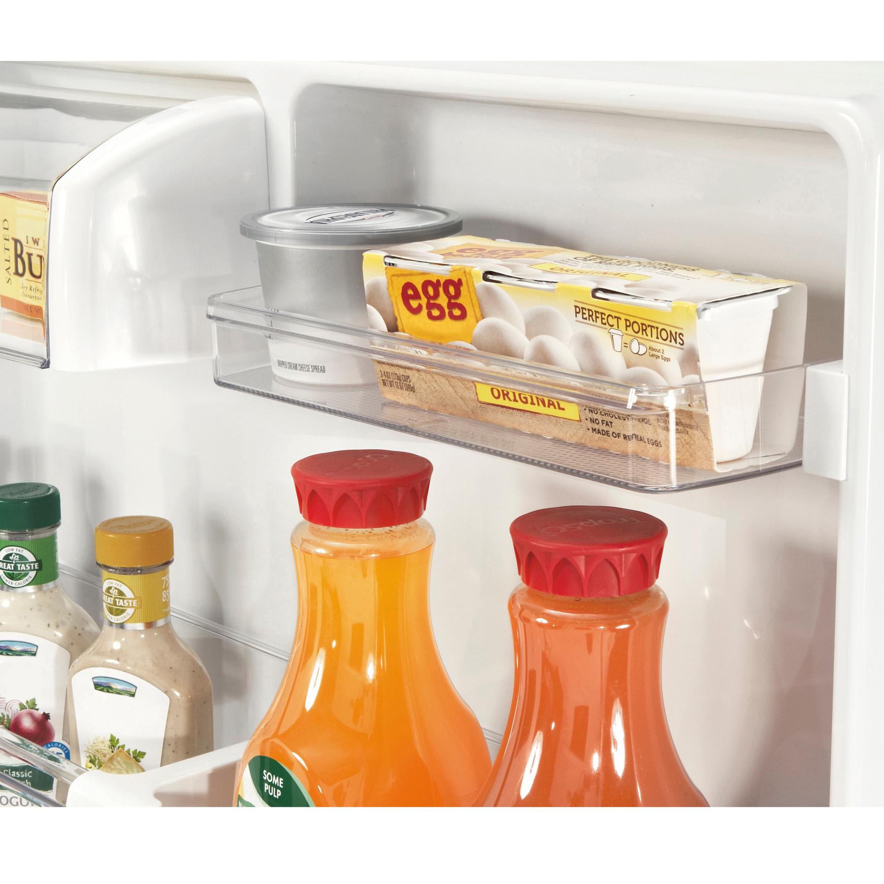 LG LBC24360SW 24 cu.ft. Bottom-Freezer Refrigerator w/ Swing Door – White