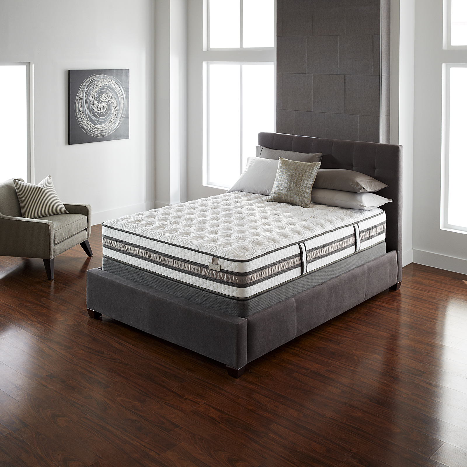 Serta iSeries Vantage Firm Queen Mattress Only