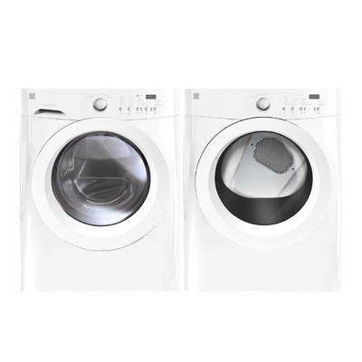 3.7 cu. ft. Front-Load Washer & 7.0 cu. ft. Gas Dryer Bundle