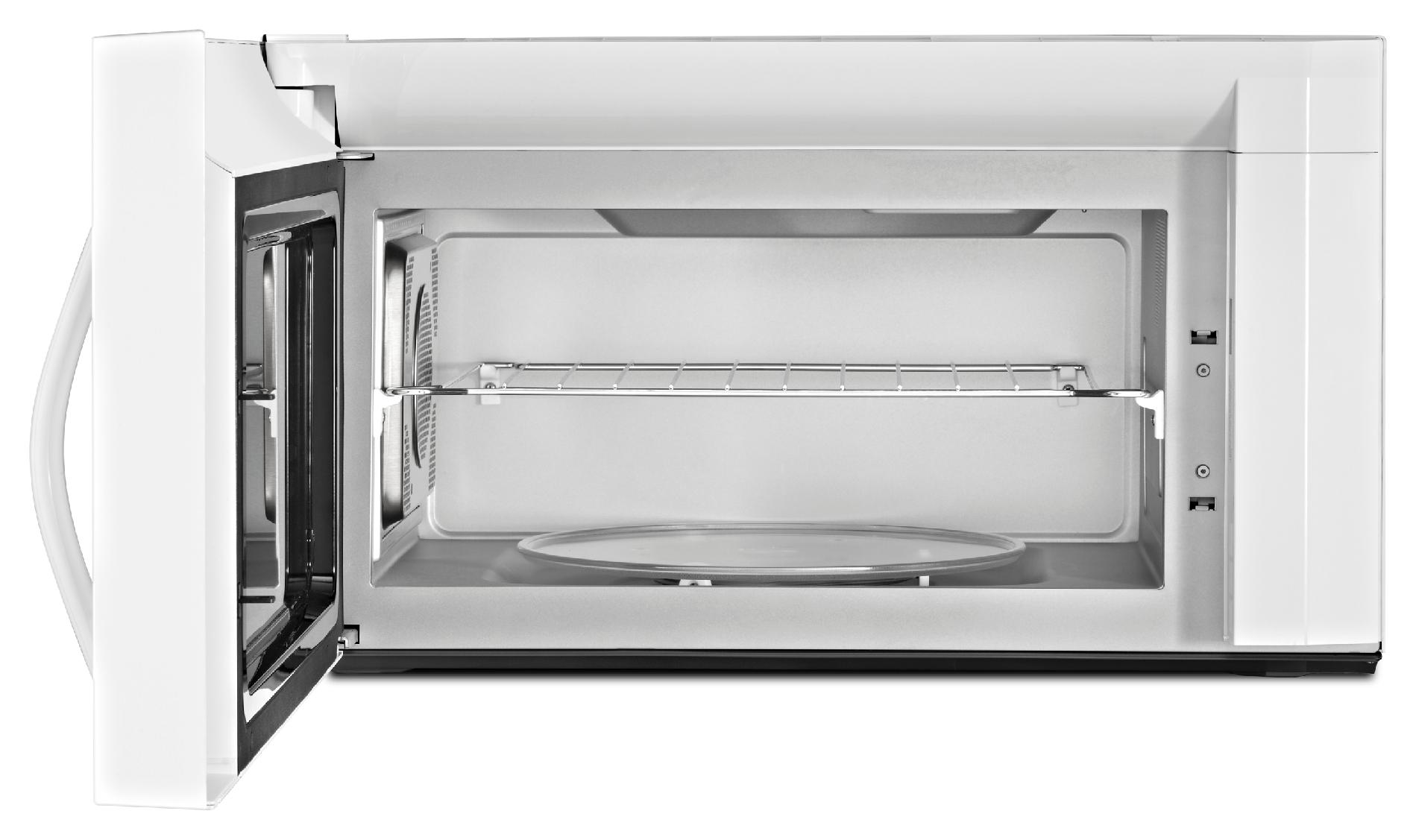 Whirlpool 1.9 cu. ft. Over-the-Range Microwave w/ TimeSavor™ Plus True Convection Cooking System - White