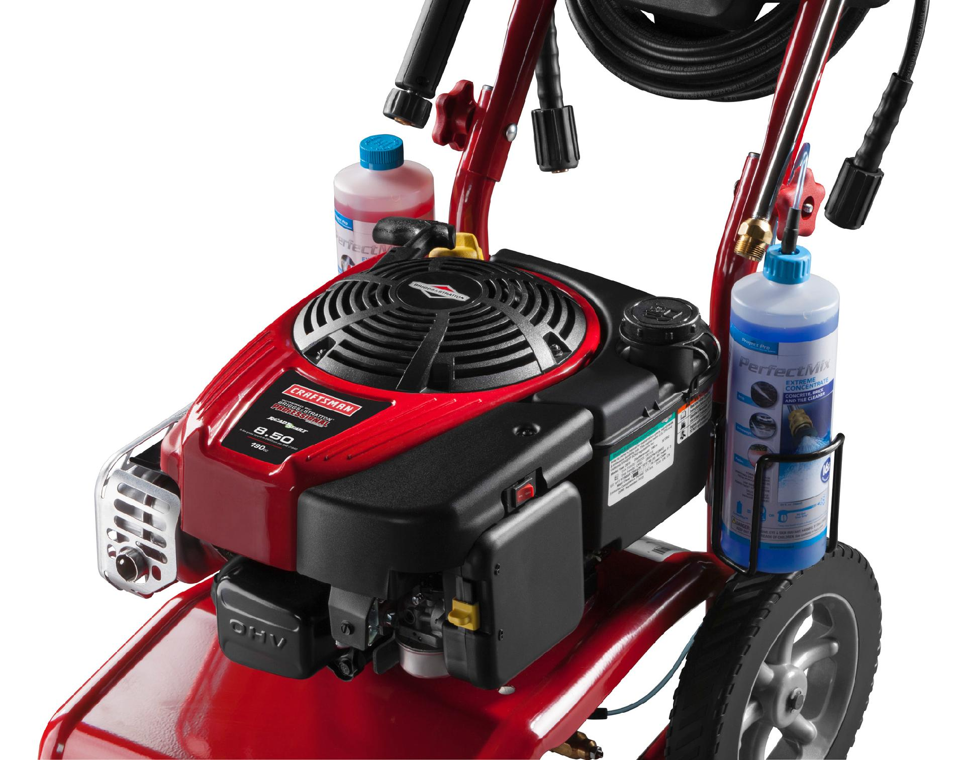 Craftsman 2800 psi 2.3 GPM Gas Pressure Washer