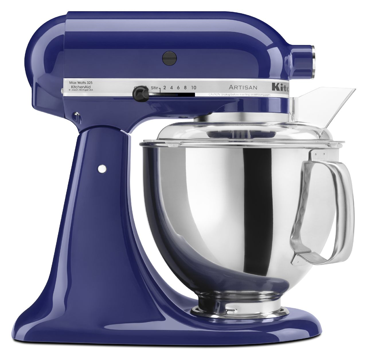 KitchenAid Artisan® Series 5 Quart. Stand Mixer - Cobalt Blue