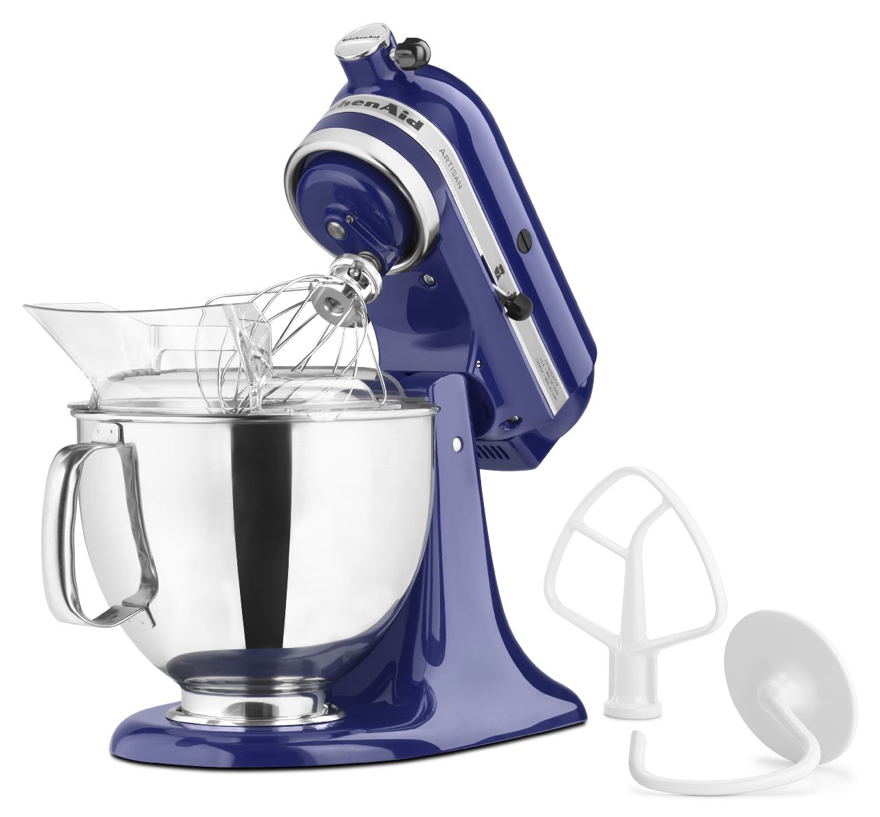 KitchenAid KSM150PSB Artisan® Series 5 Quart. Stand Mixer - Cobalt Blue