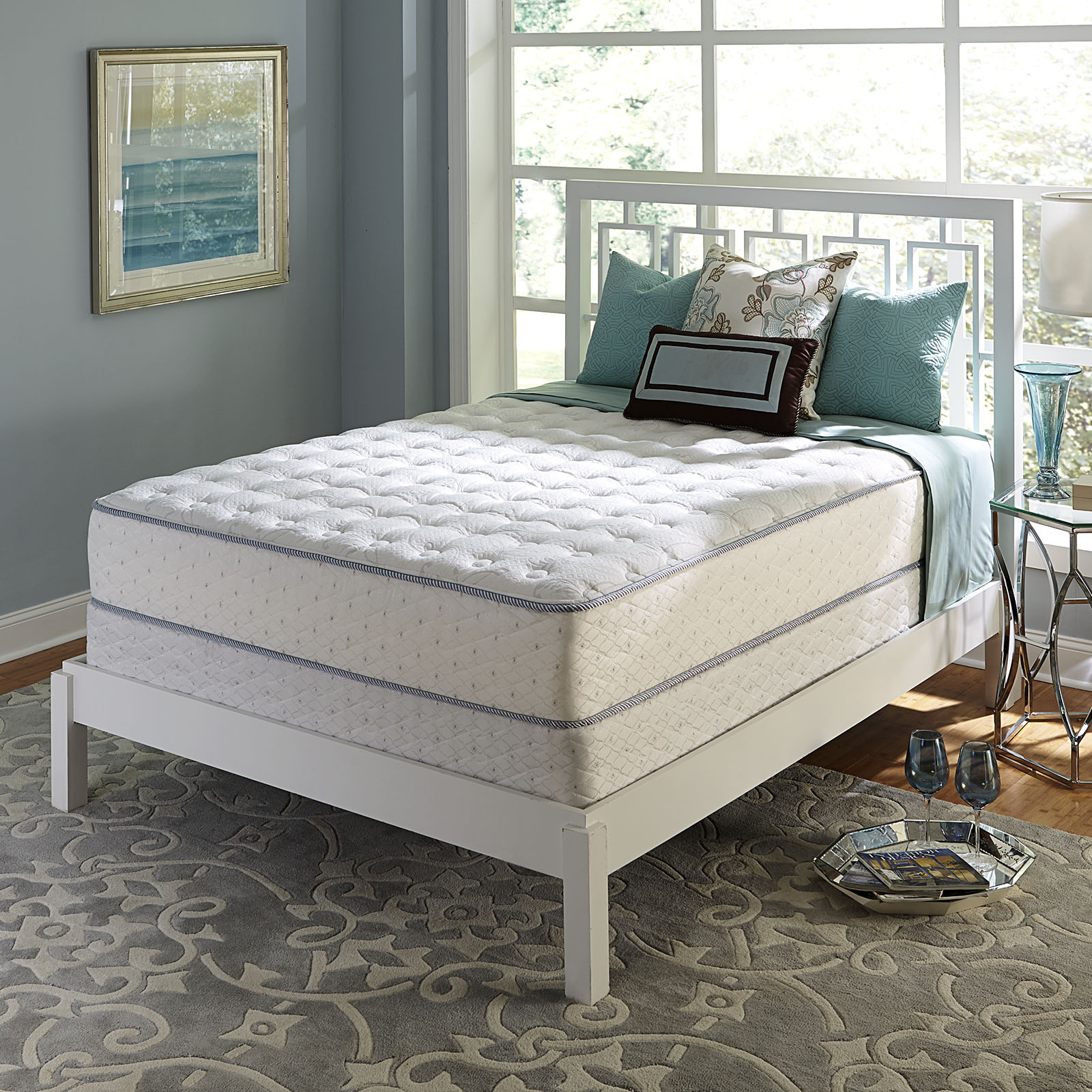 Serta Addie II Firm Queen Mattress Only