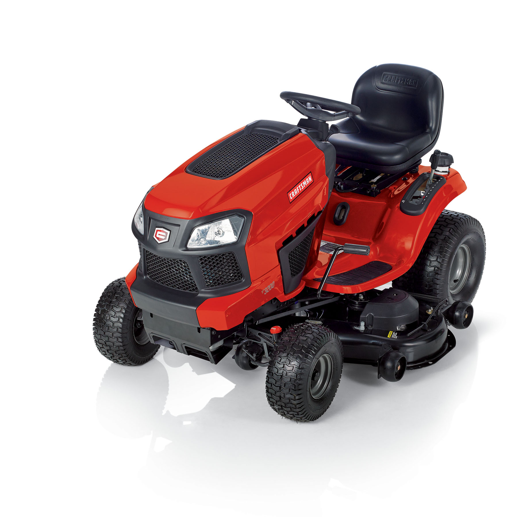 "Craftsman 48"" Fast Auto 22HP Briggs & Stratton Turn Tight® Riding Mower-CA Only"