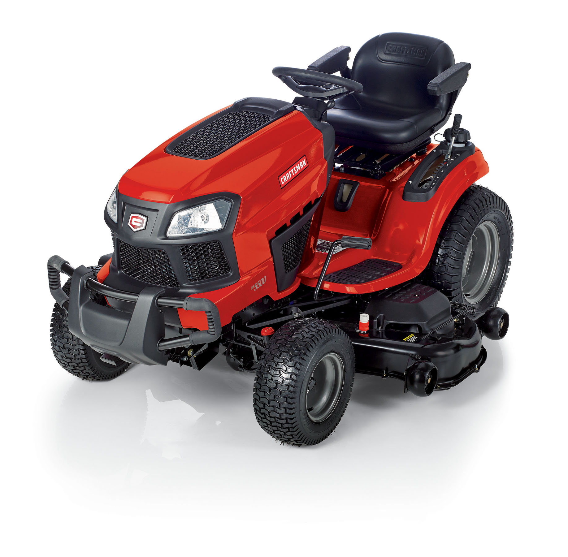 """Craftsman 54"""" Turn Tight 24 HP Garden Tractor w/  Complete Start - CA Only"""
