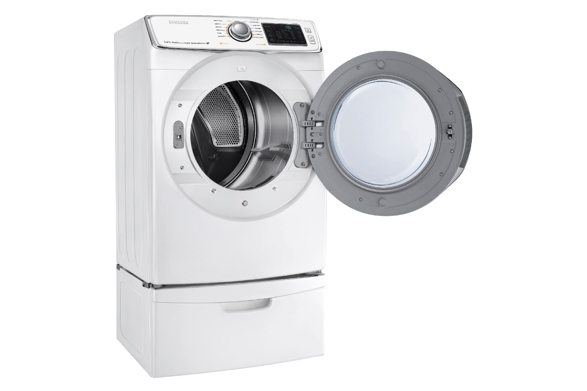 Samsung 4.5 cu. ft. Front-Load Washer - White