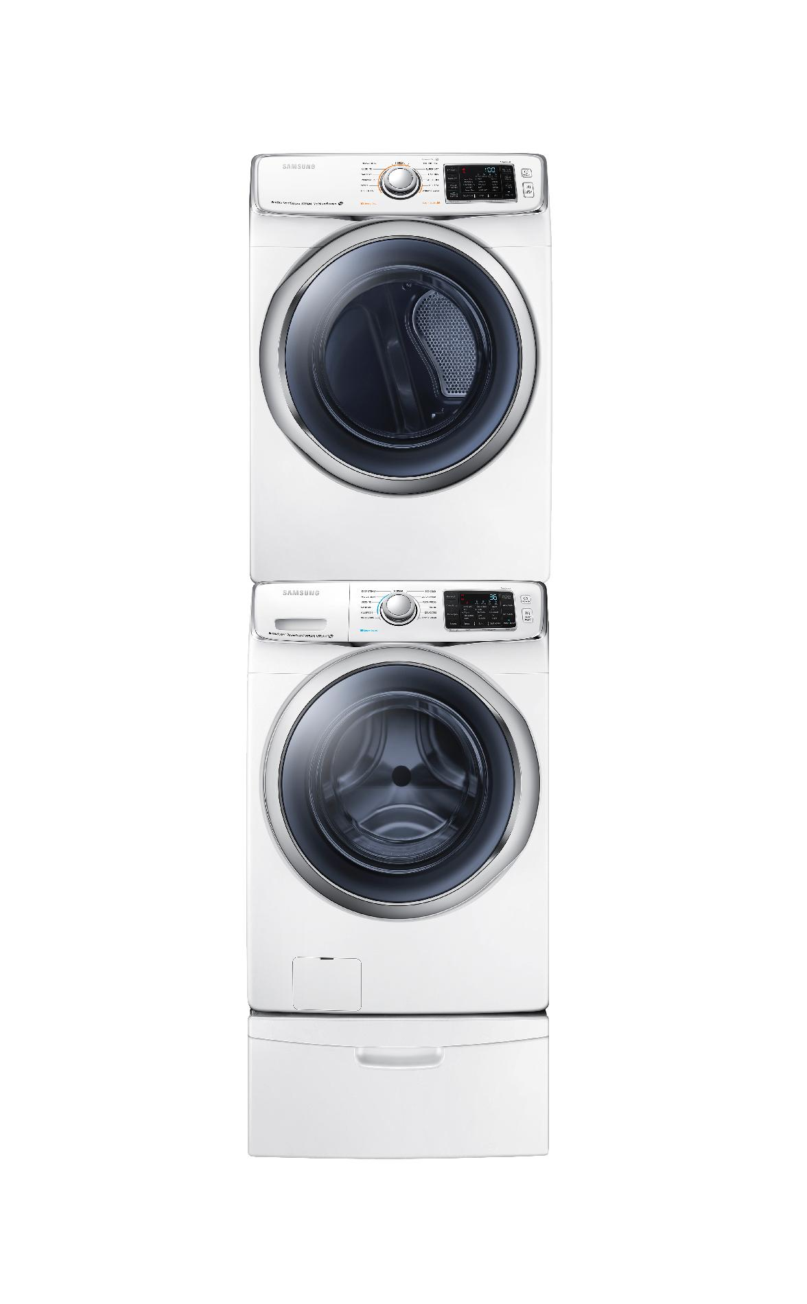 Samsung 7.5 cu. ft. Gas Dryer - White