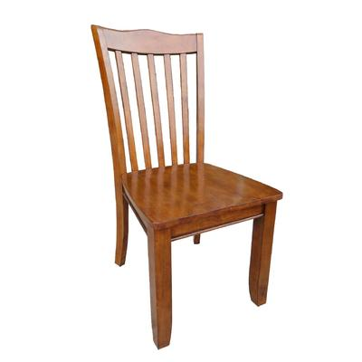 2-Pack Slat Back Chairs
