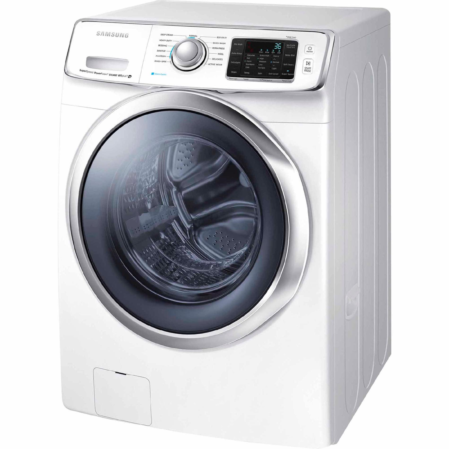 Samsung WF45H6300AW 4.5 cu. ft. Front-Load Washer - White