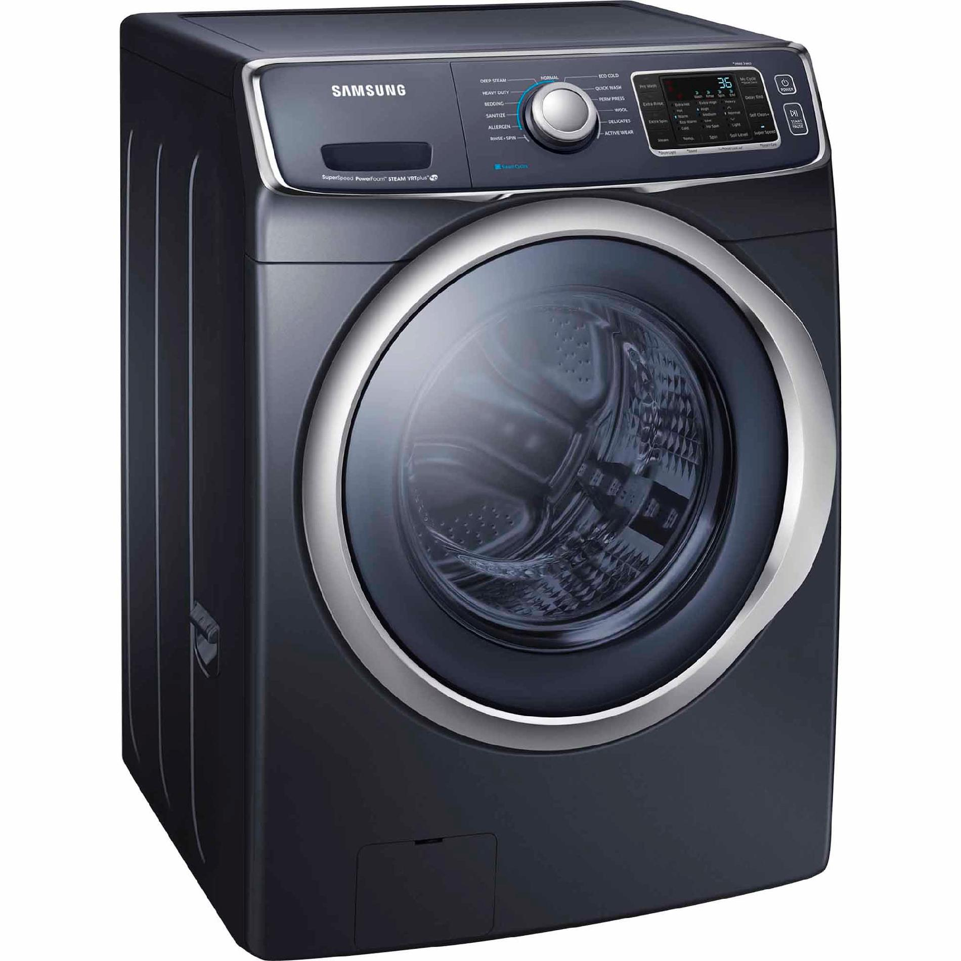 Samsung 4.5 cu. ft. Front-Load Washer - Onyx