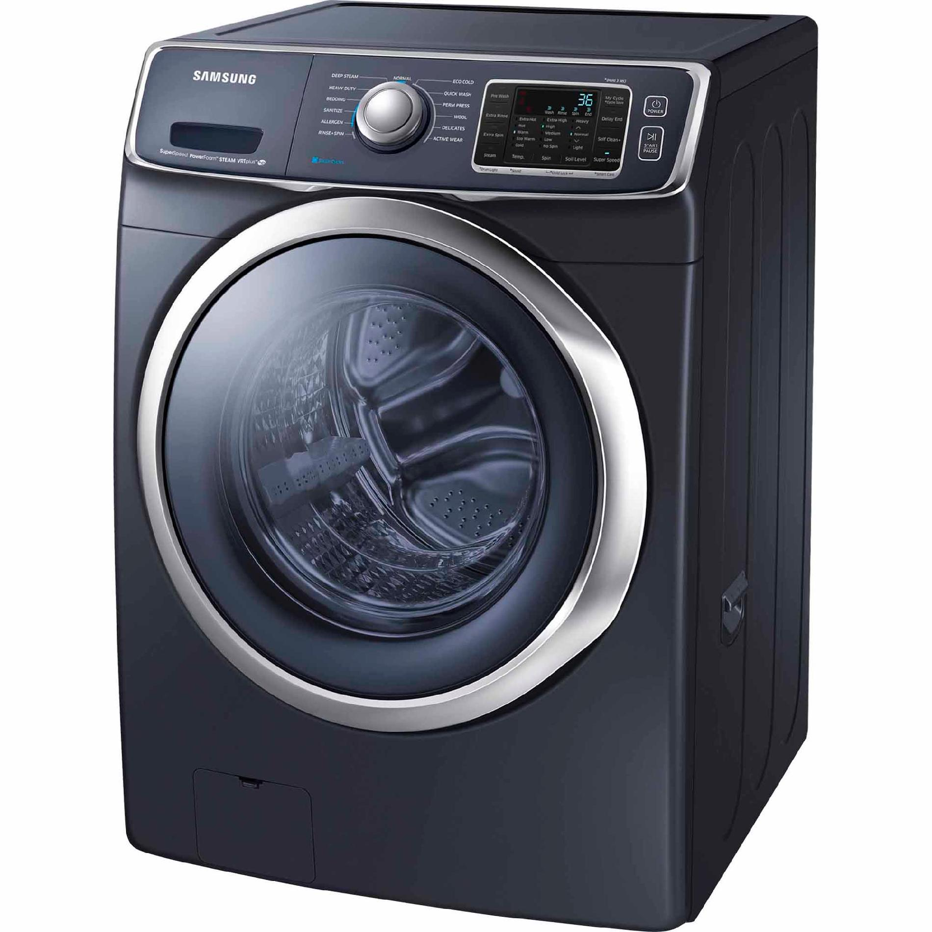 Samsung WF45H6300AG 4.5 cu. ft. Front-Load Washer - Onyx