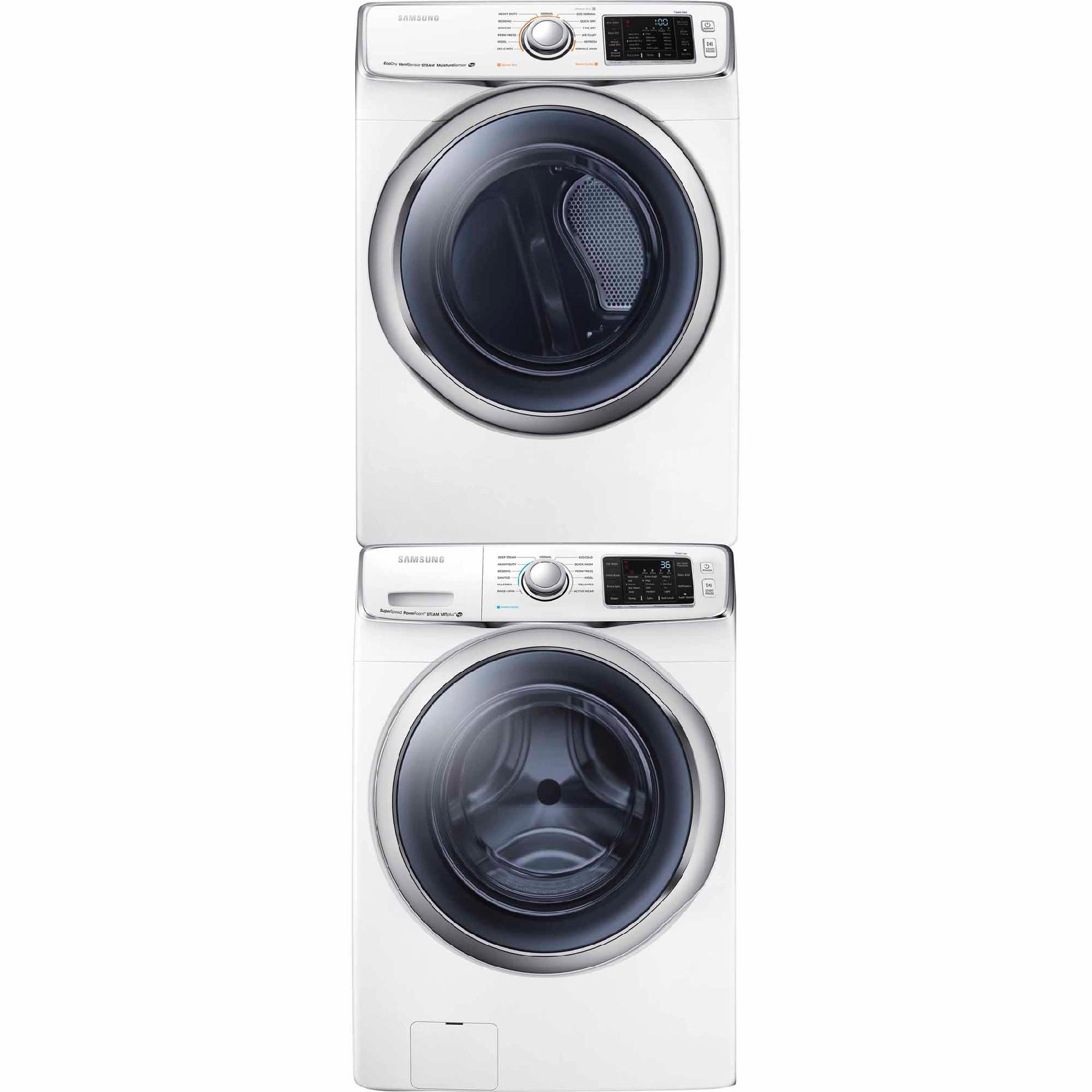 Samsung DV45H6300EW 7.5 cu. ft. Electric Dryer - White