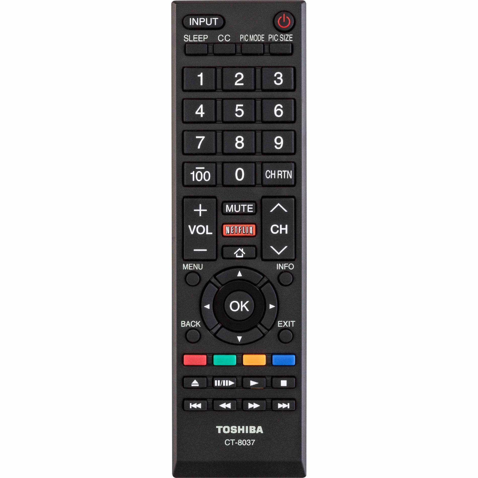 """Toshiba 40"""" 1080p Smart LED HDTV - 40L3400U"""