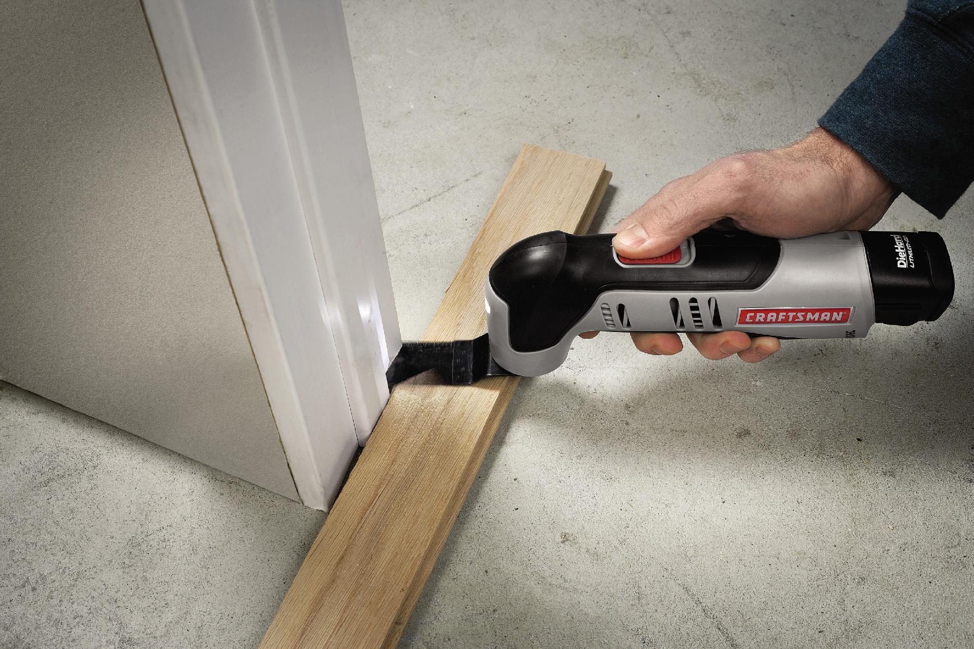 Craftsman 17438 Nextec 12-volt Lithium-Ion Cordless Multi-Tool