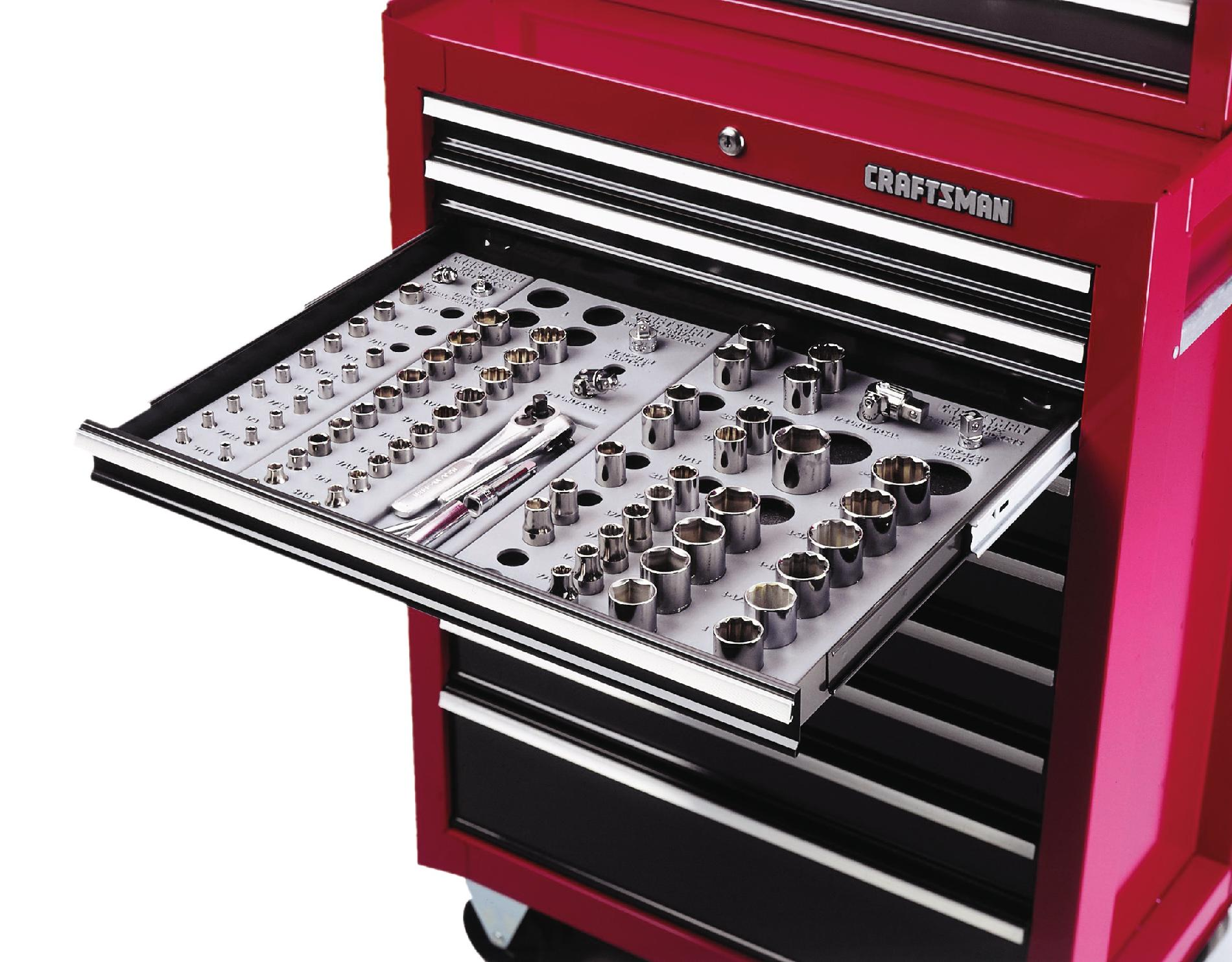 Craftsman Socket Organizer Set