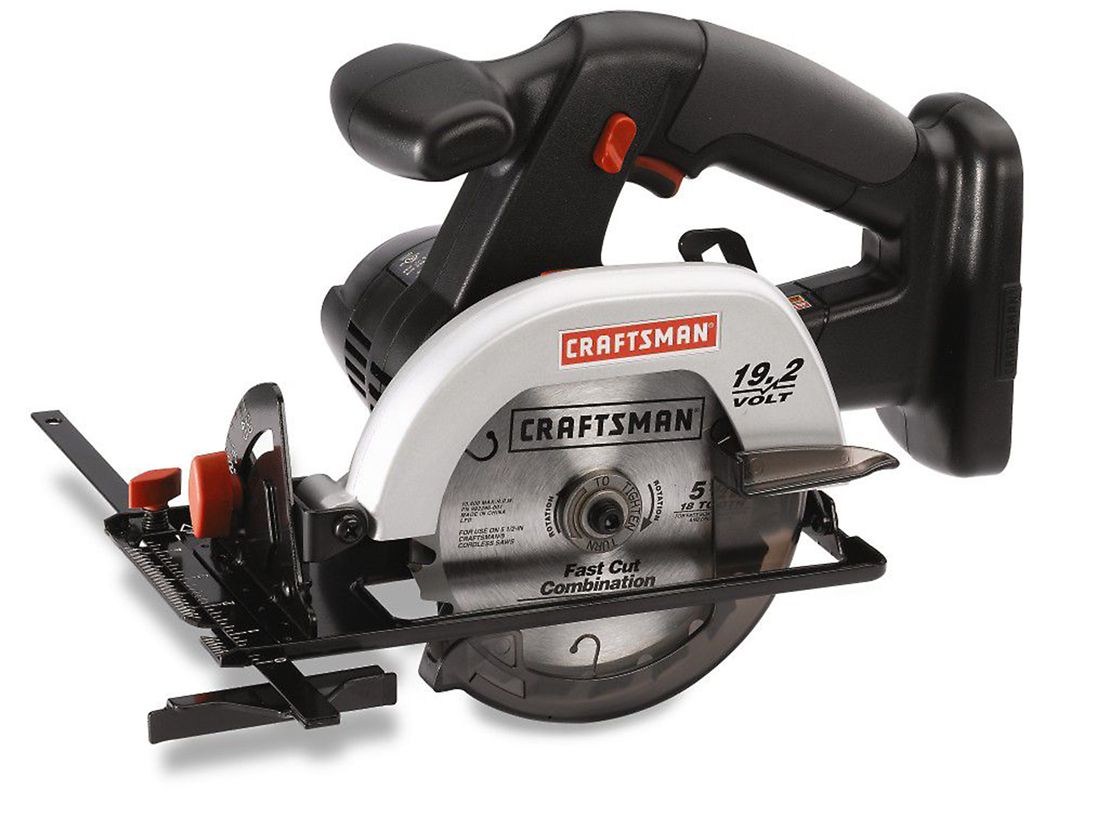 Craftsman Professional Use 19.2 Volt 5 pc. C3 Combo Kit