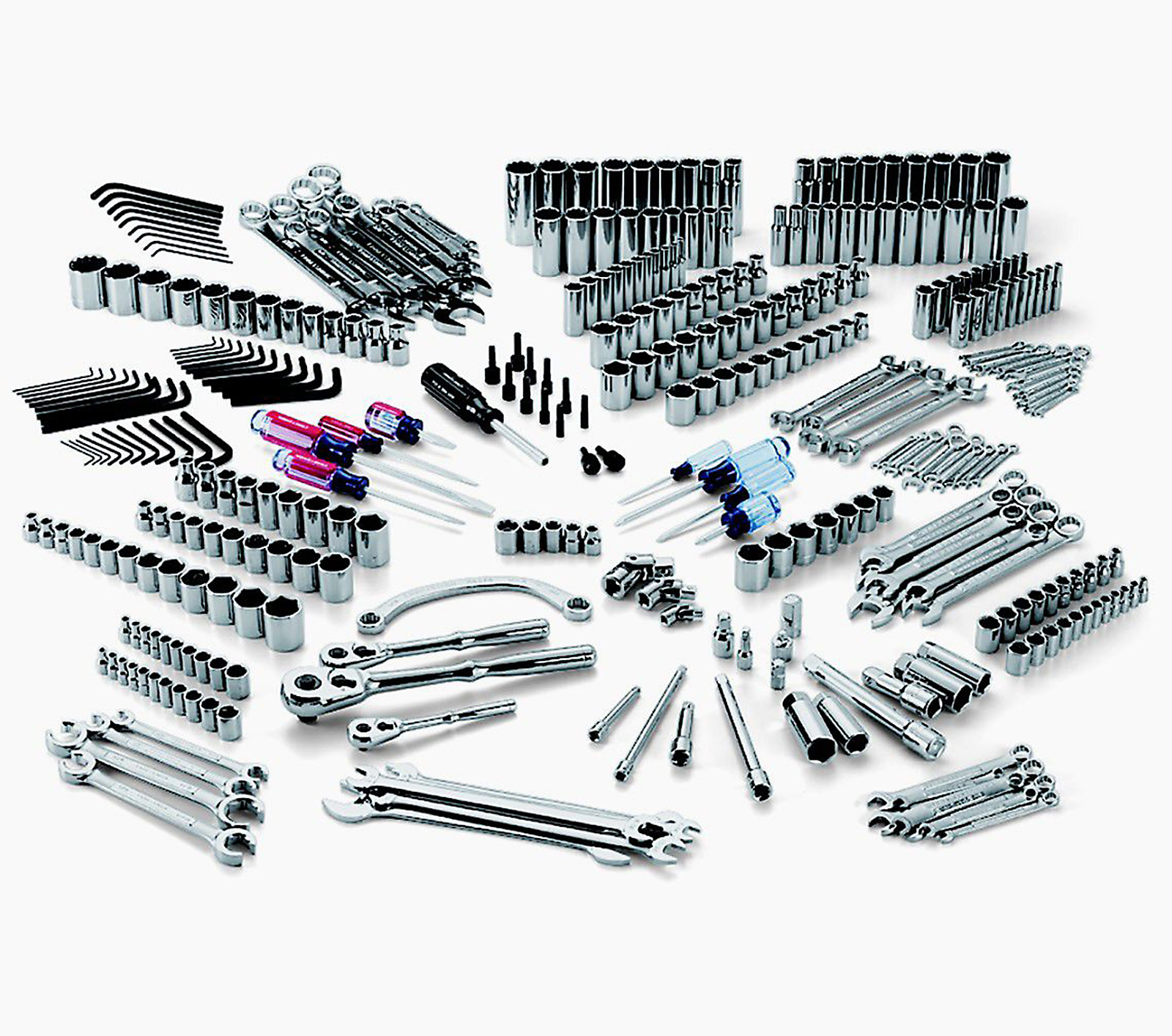 Craftsman 348-Piece Mechanics Tool Set