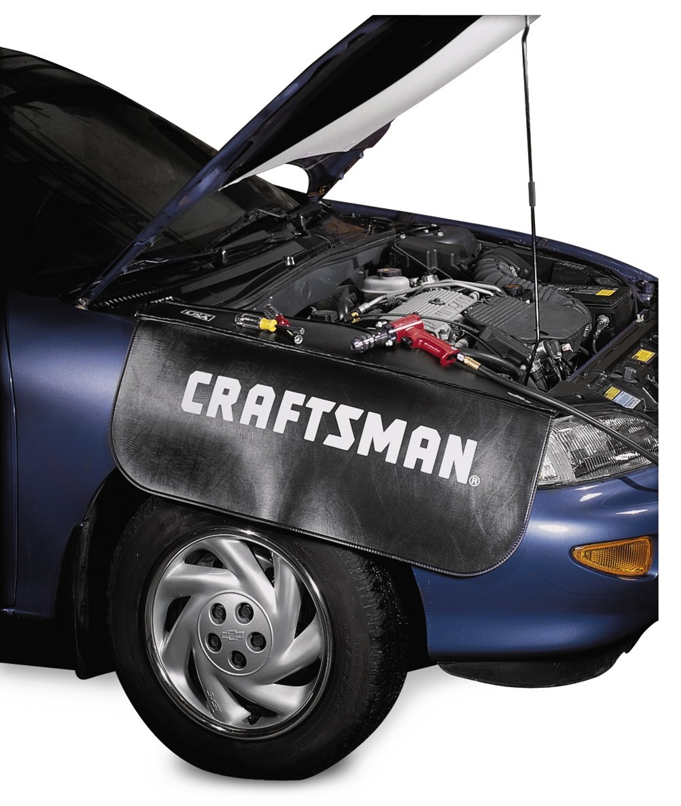 Craftsman Black Fender Cover
