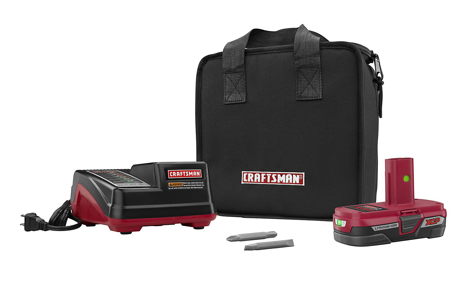Craftsman C3 1/2-In Heavy-Duty Drill Kit Powered by XCP