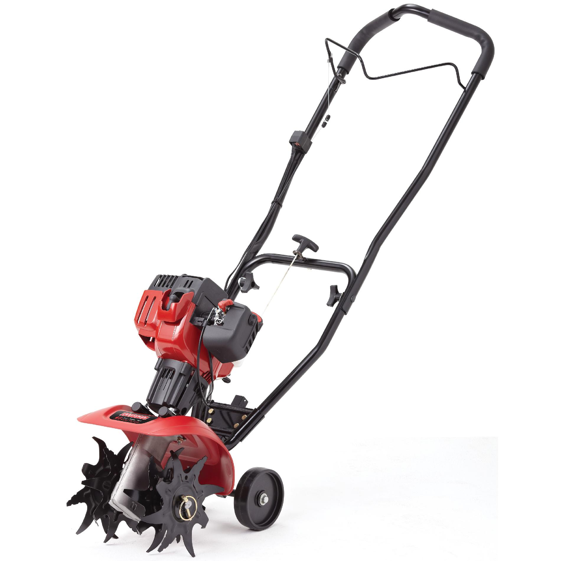 Craftsman 25cc* 2-Cycle Mini Tiller