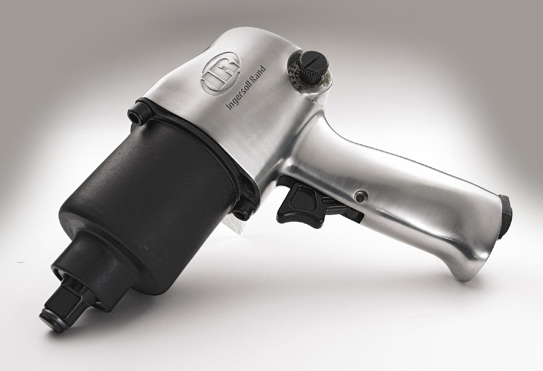 Ingersoll-Rand 1/2 in. Impact Wrench with Twin Hammer Mechanism