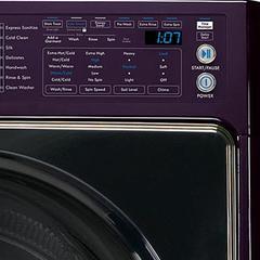 Kenmore Elite 4 3 Cu Ft Front Load Washer Smarter Clean