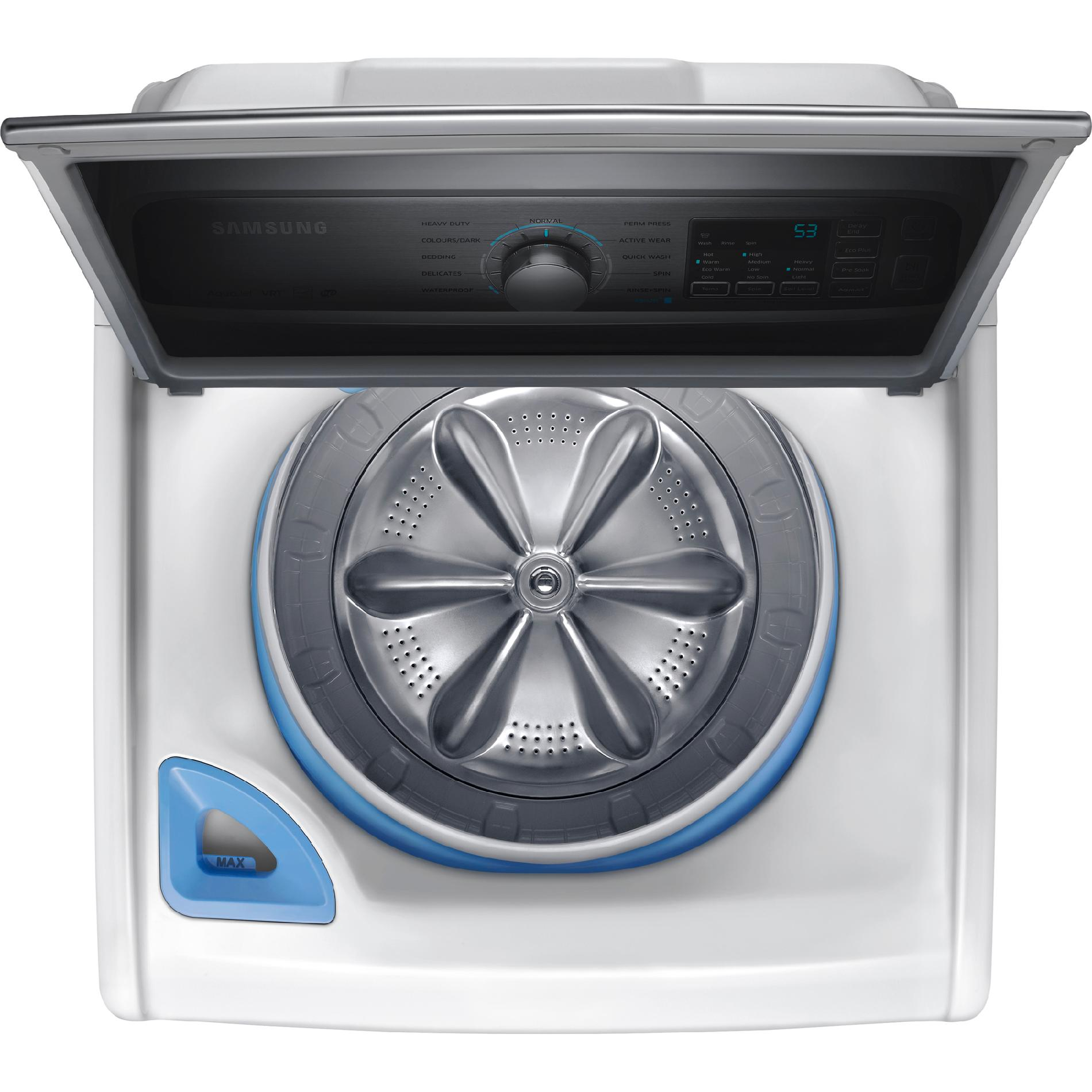 Samsung 4.8 cu. ft. Top-Load Washer - White