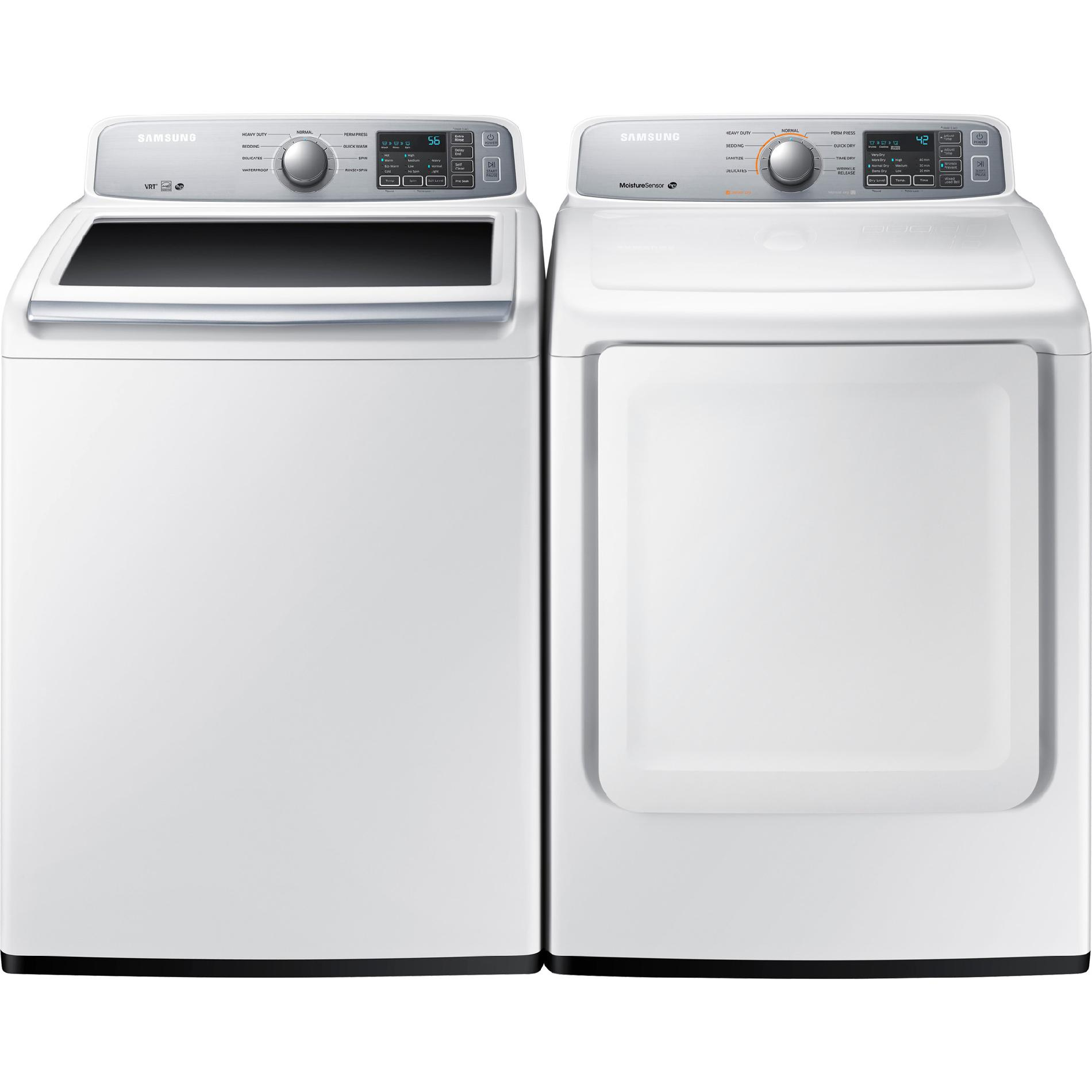 Samsung DV45H7000EW 7.4 cu. ft. Electric Dryer-White