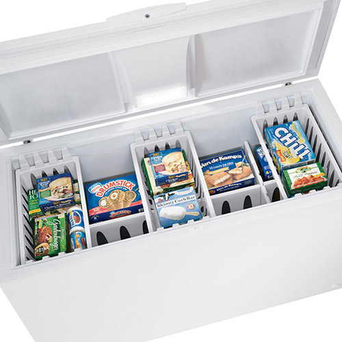 how to keep freezer at 16