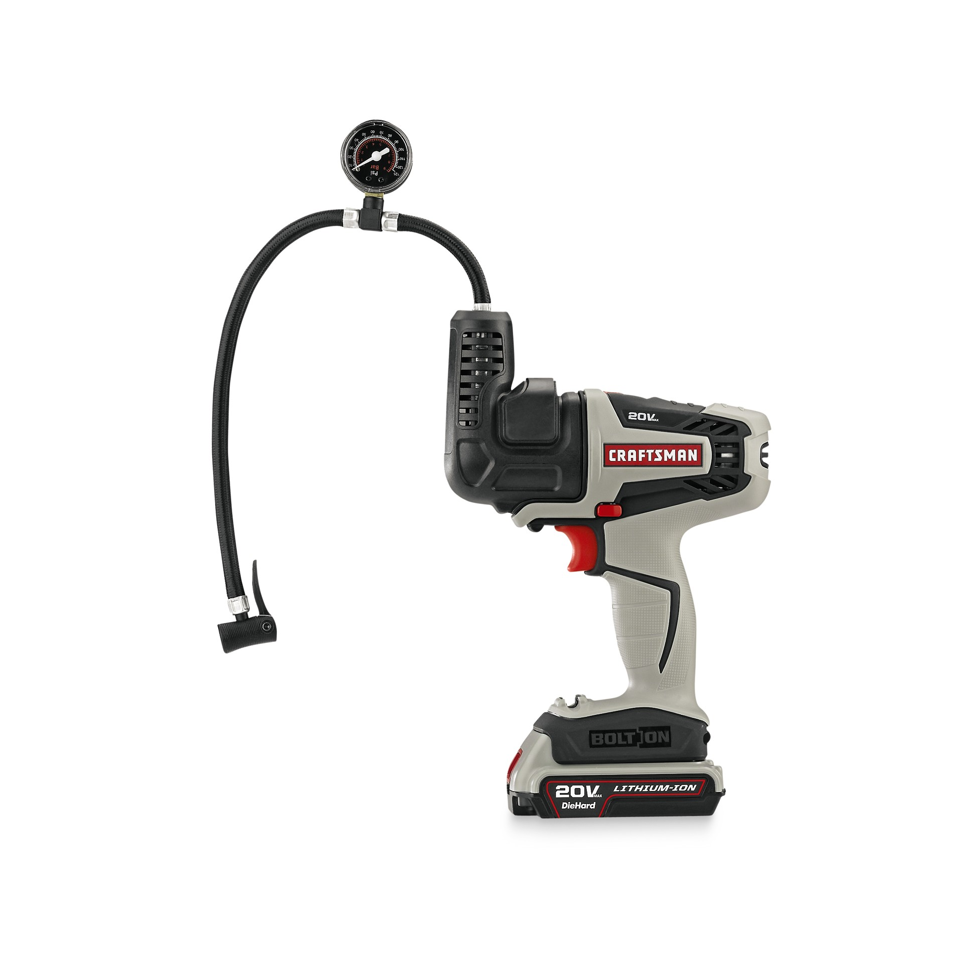 Craftsman Bolt-On ™  High Pressure Inflator Attachment