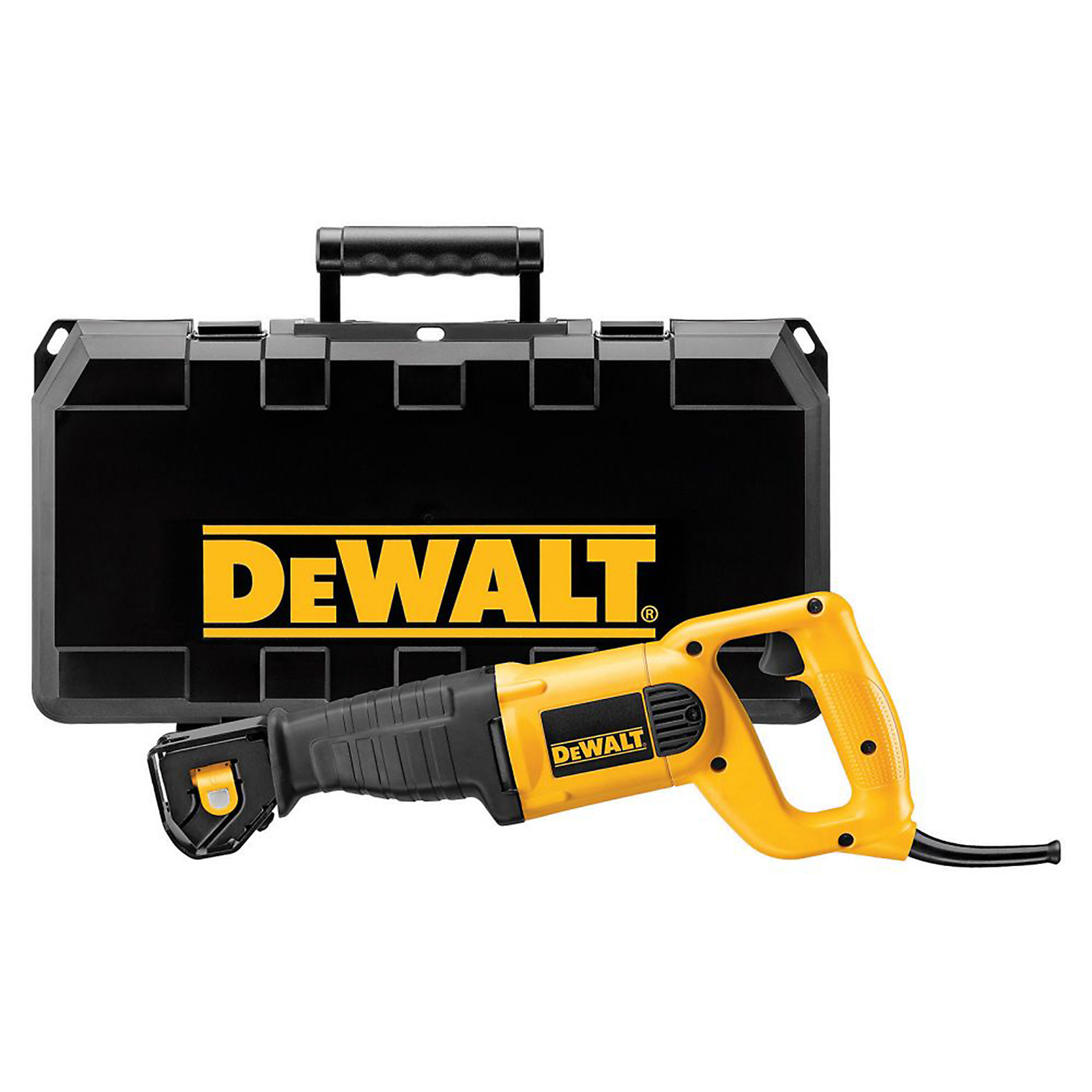 DeWalt 10.0 Amp Reciprocating Saw with 4-Position Blade Clamp